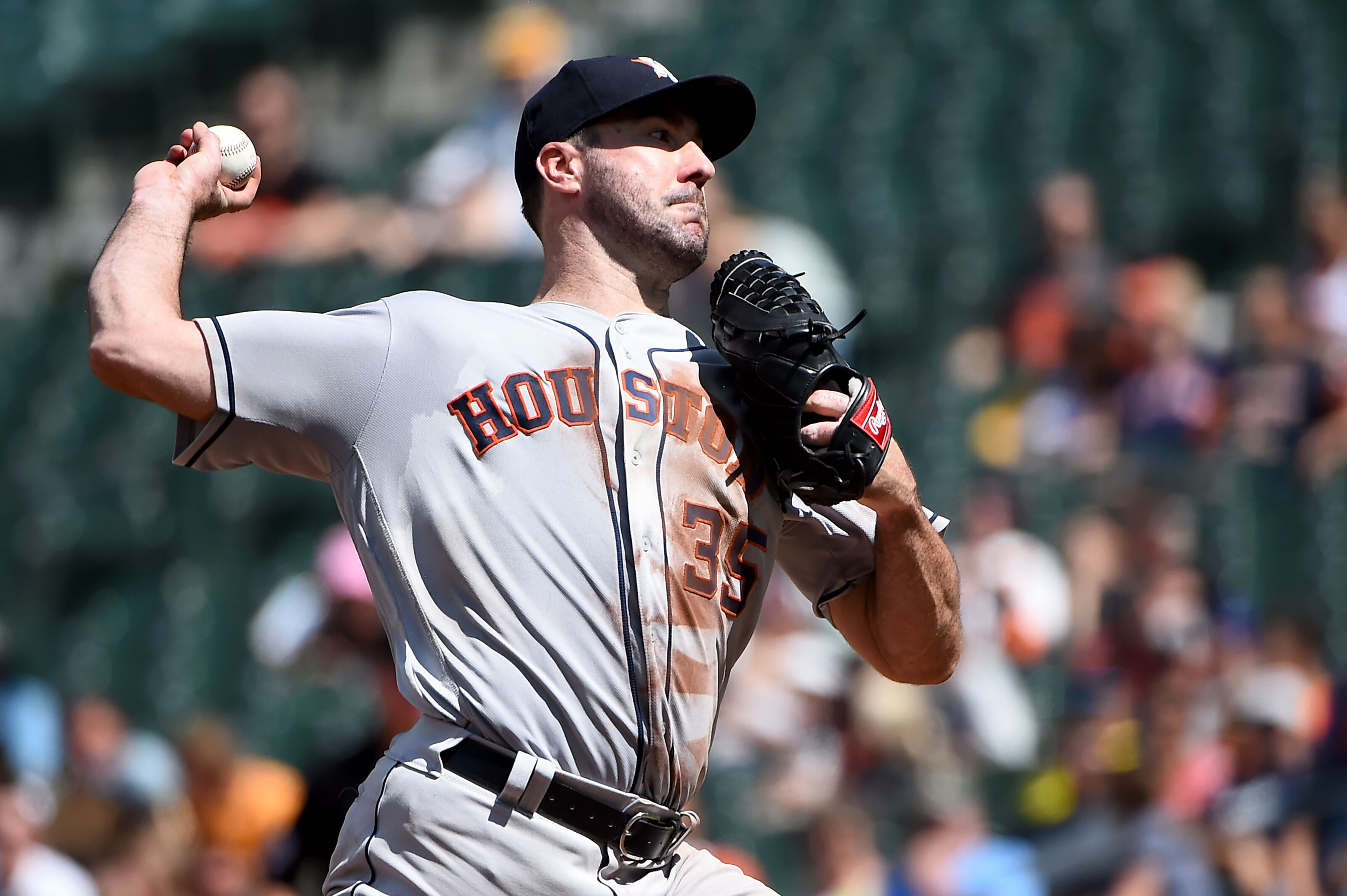 Astros' Starters Have Been Dominant vs Oakland