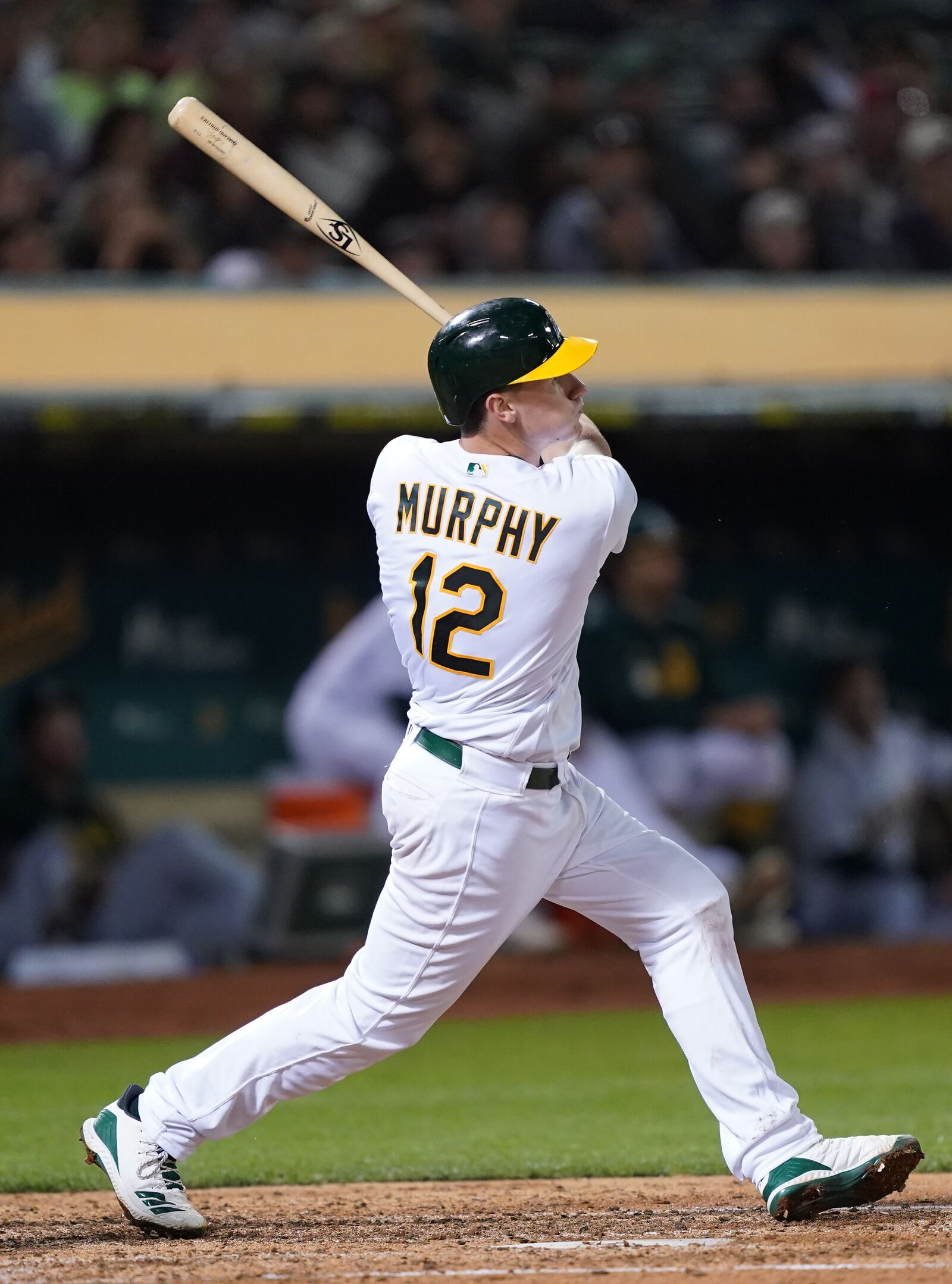 Sean Murphy is primed to end A's catching issues