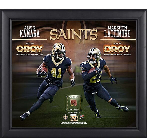 official photos 60381 679d0 New Orleans Saints Gift Guide: 10 must-have Alvin Kamara items