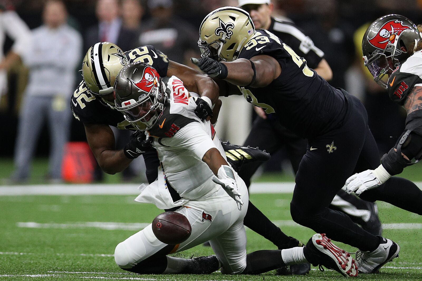 3 matchups to watch as Saints and Jaguars face off in Week 6