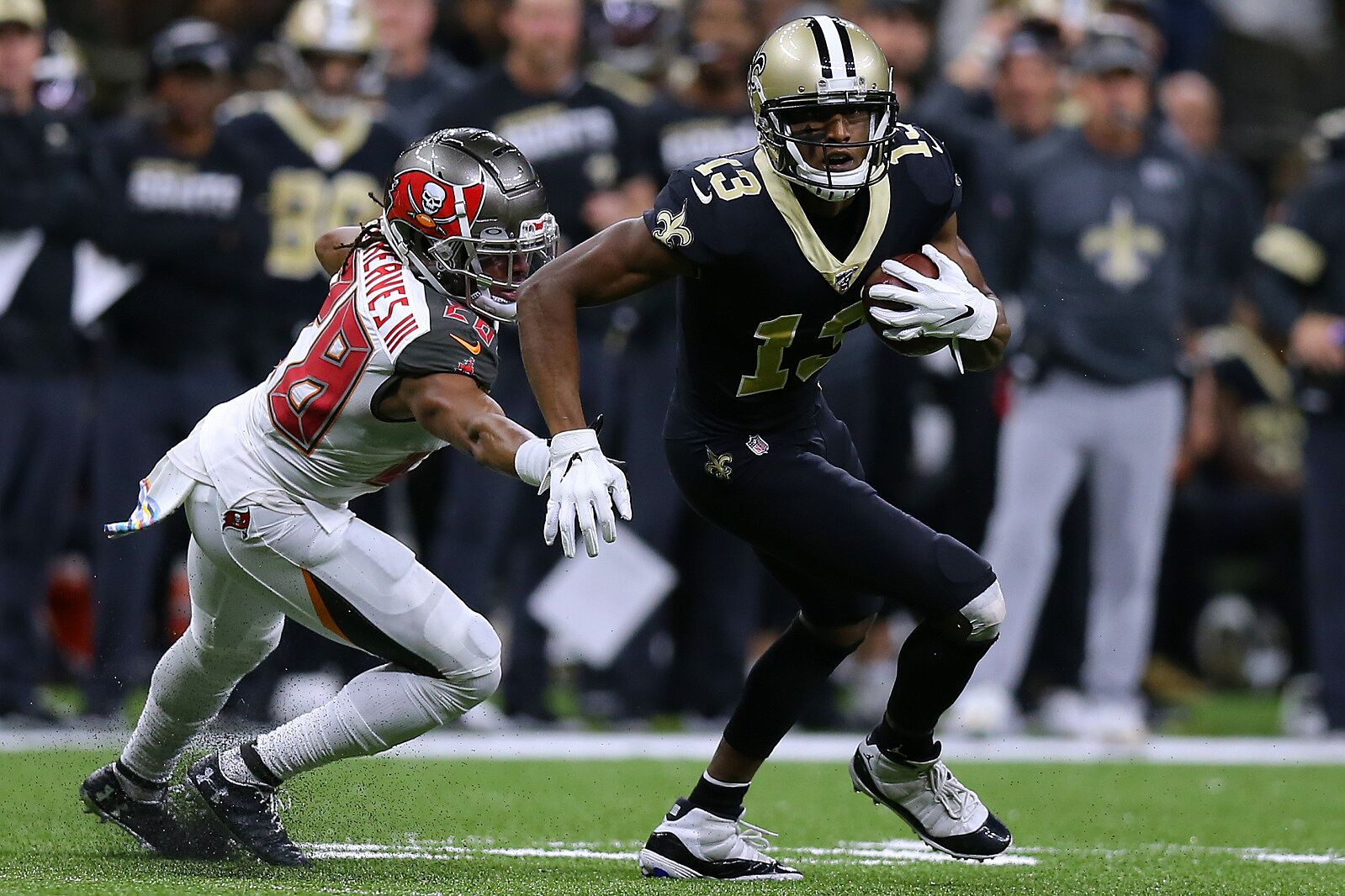 2 things the New Orleans Saints could improve for Week 6