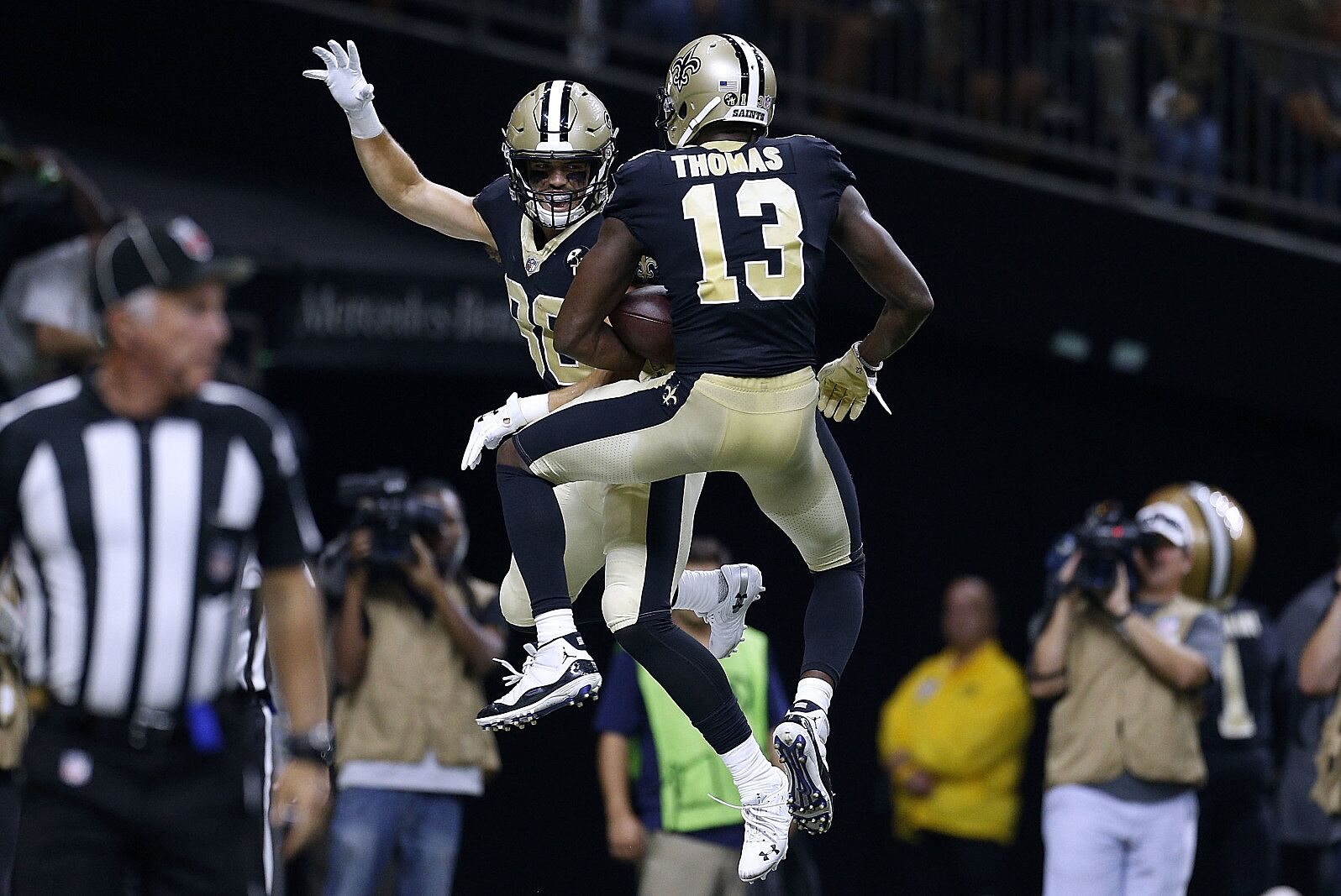 timeless design 7cdd2 1157a New Orleans Saints: 3 players on the brink of making the 53 ...