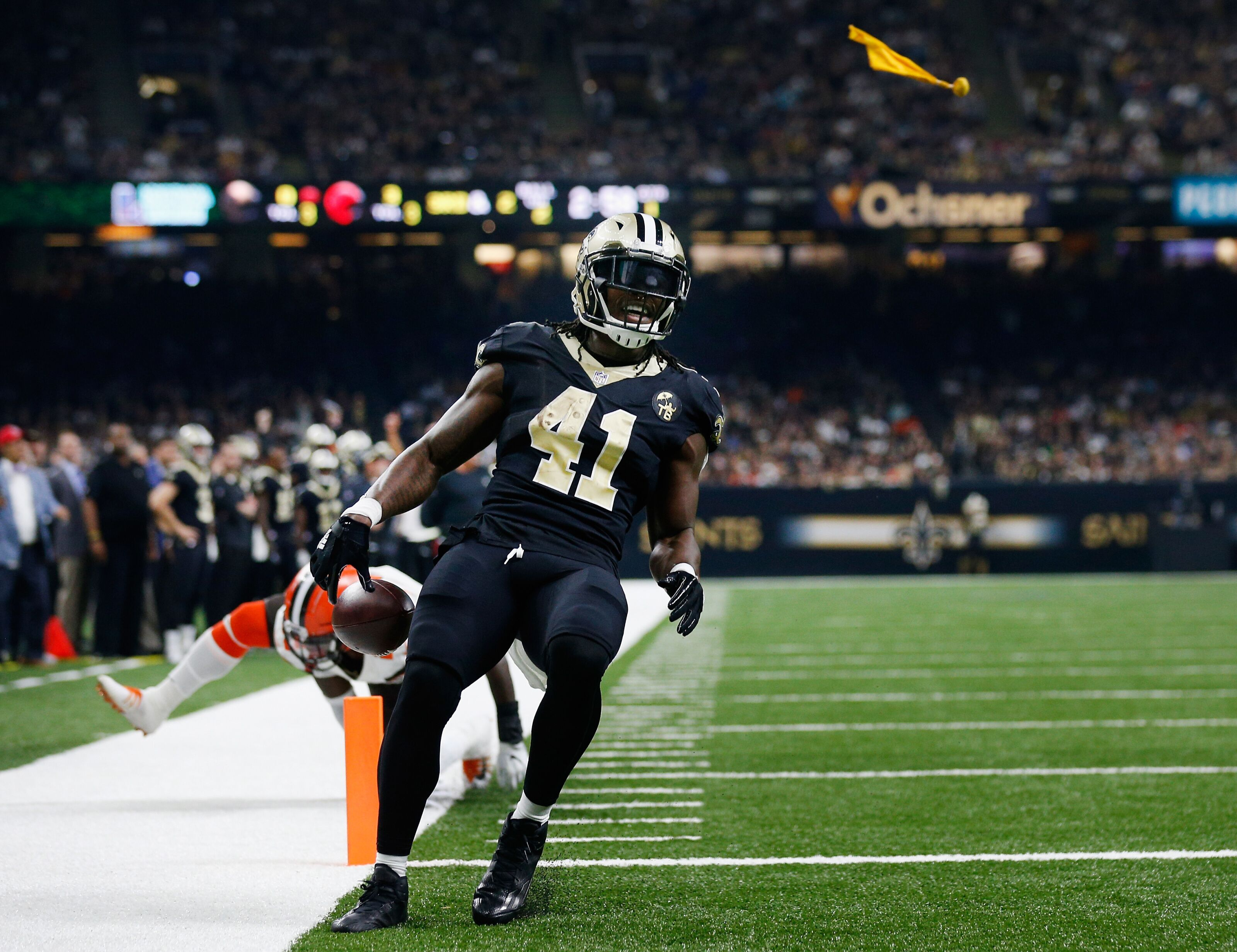 2019 Saints, training camp roster preview: The running backs