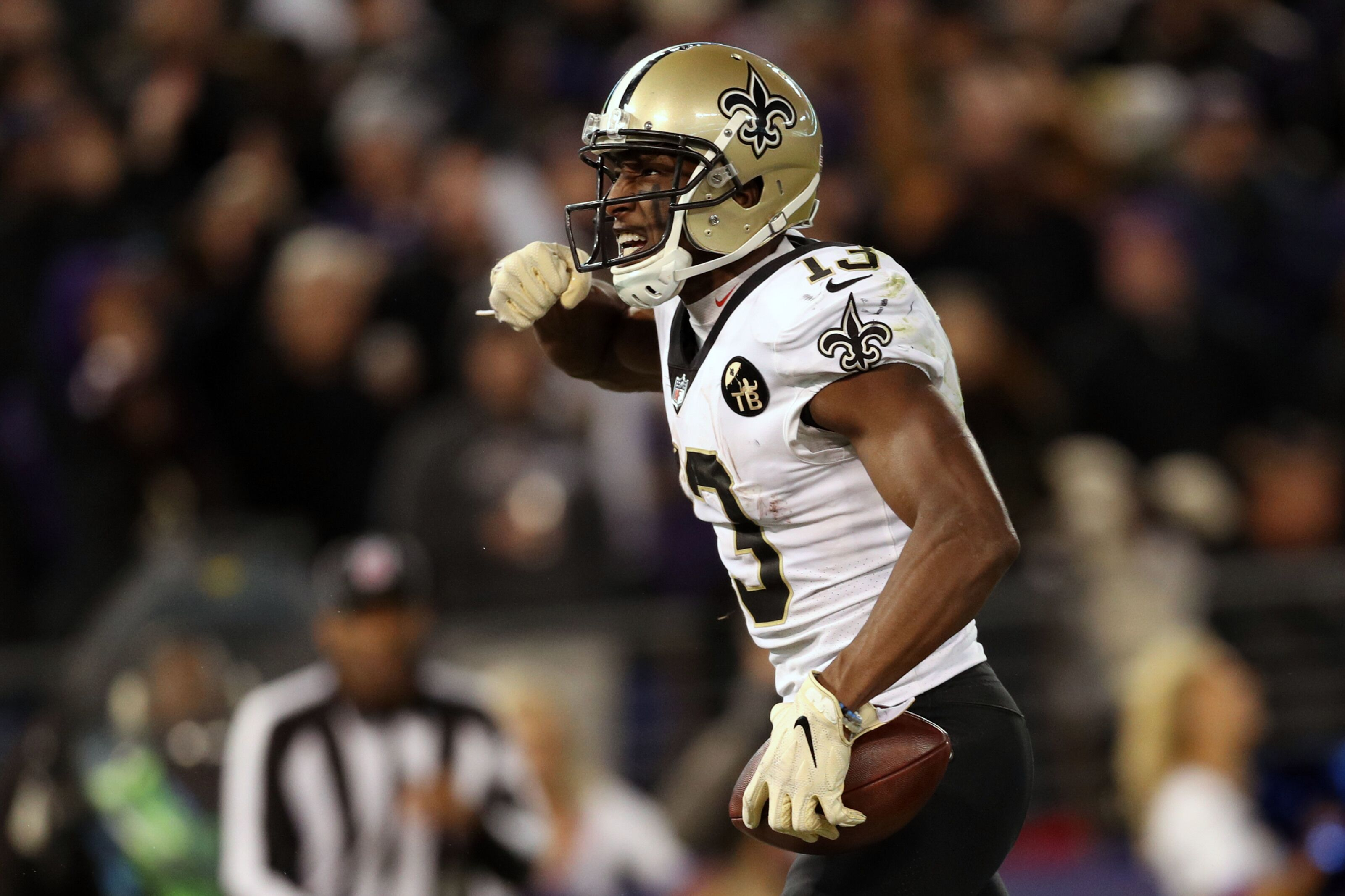 fabf4504a New Orleans Saints Michael Thomas changing agents