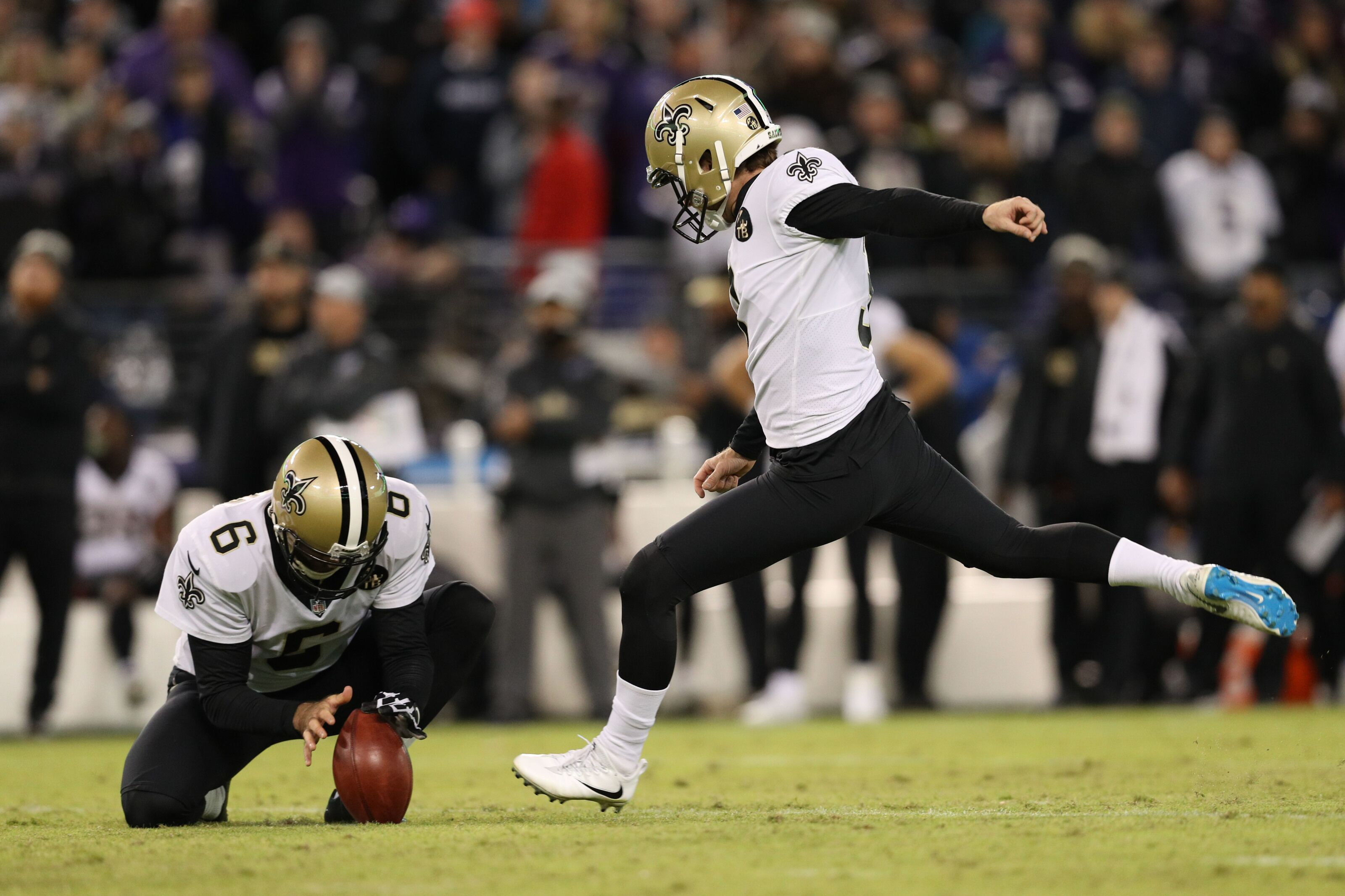 Saints  Let s give kicker Wil Lutz his moment in the sun 9e0eeb9b7