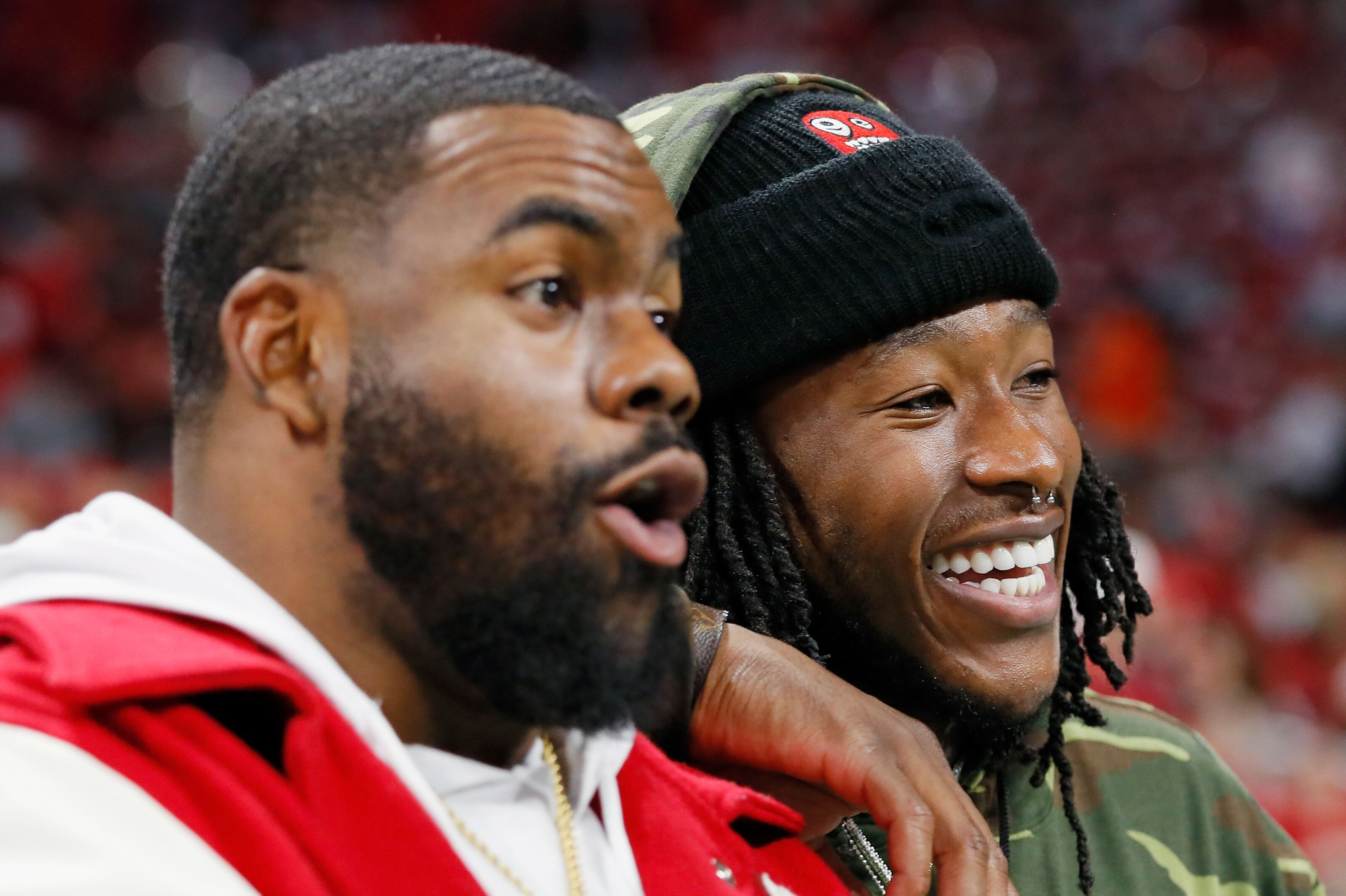 Saints: Alvin Kamara and Mark Ingram getting recognition on and off field