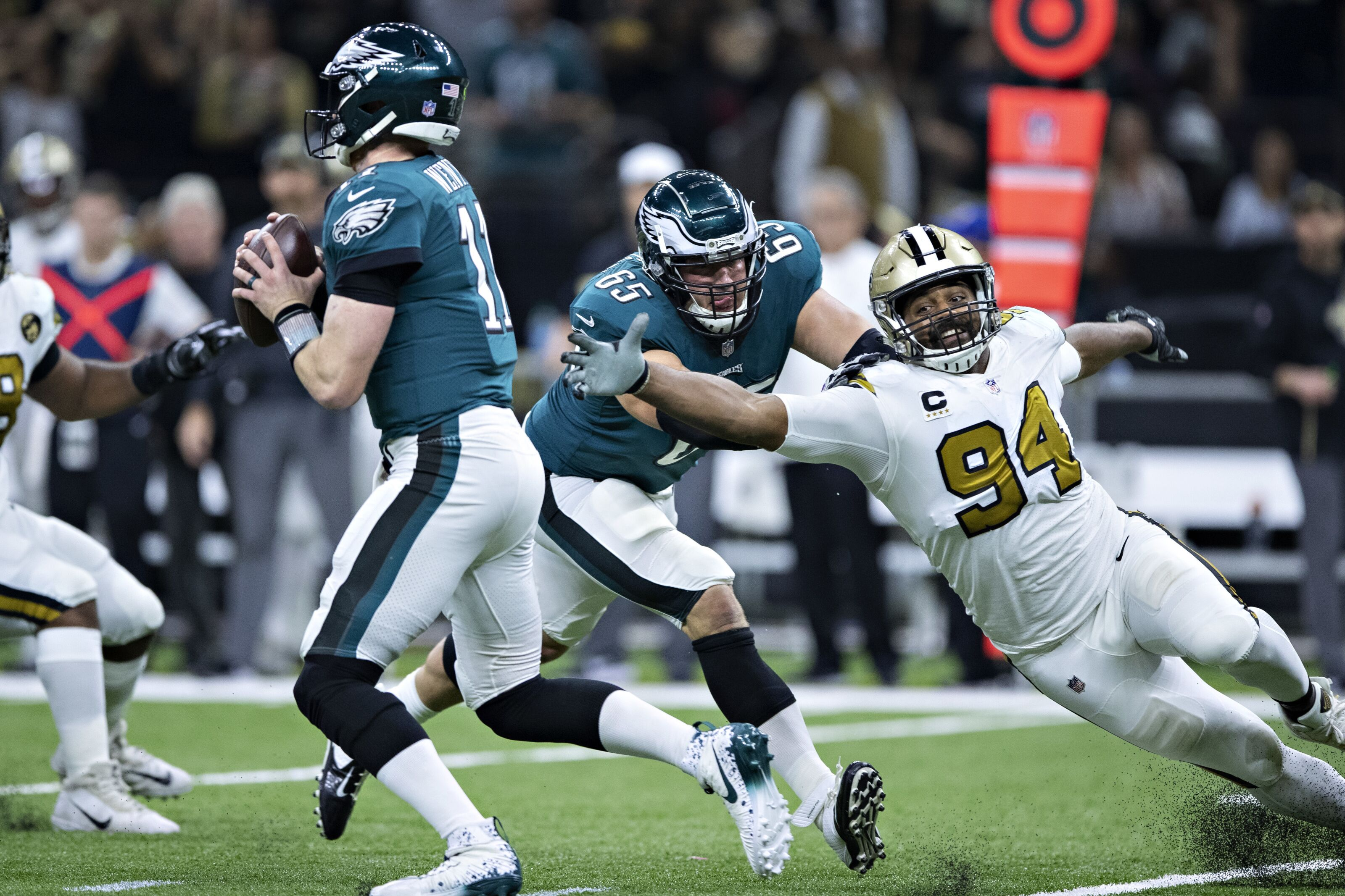 huge discount 462ac 889d4 5 bold predictions: Saints at Seahawks in Week 3, a look ...