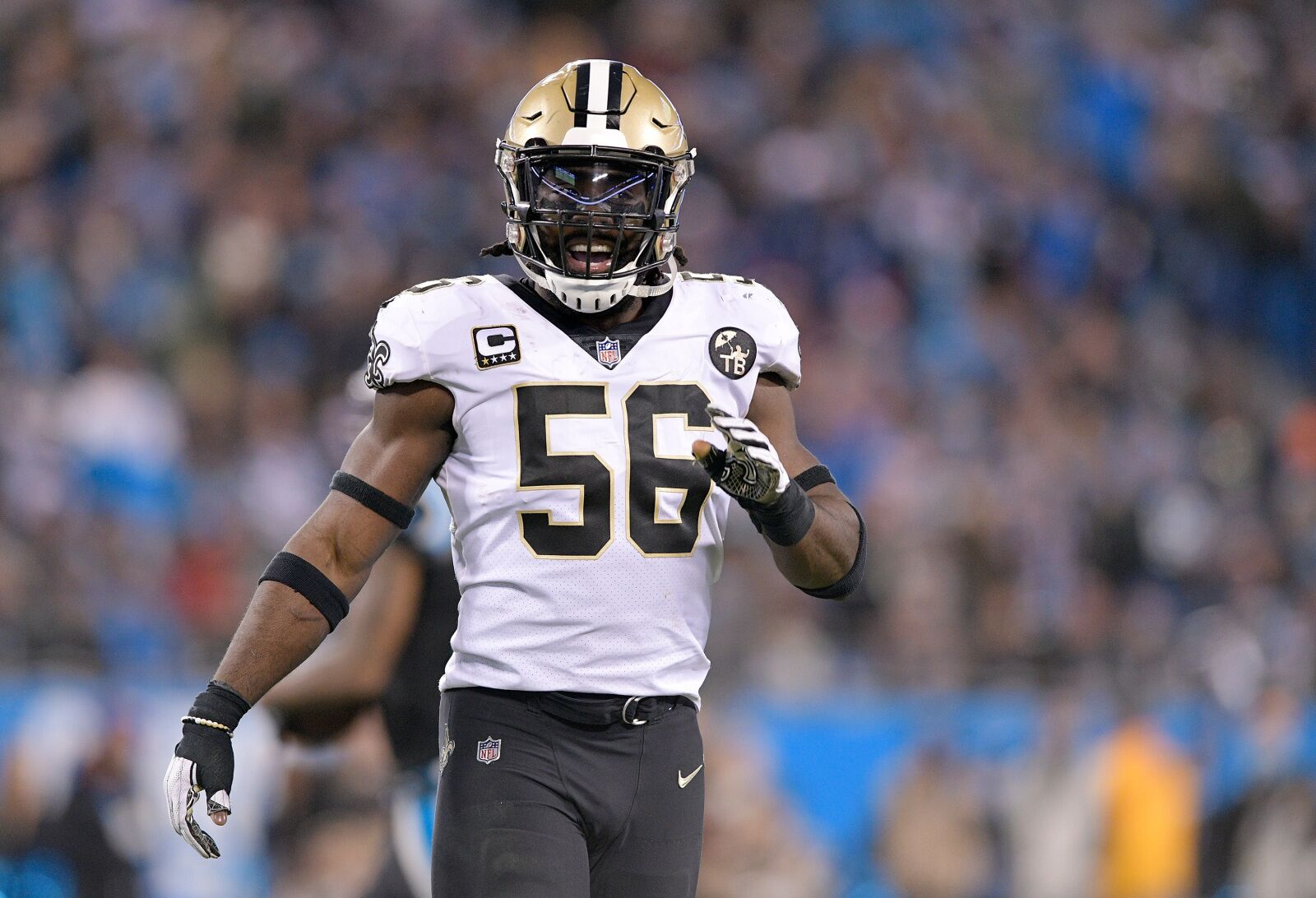 Saints  Demario Davis and the new look New Orleans defense 5fc3ff342