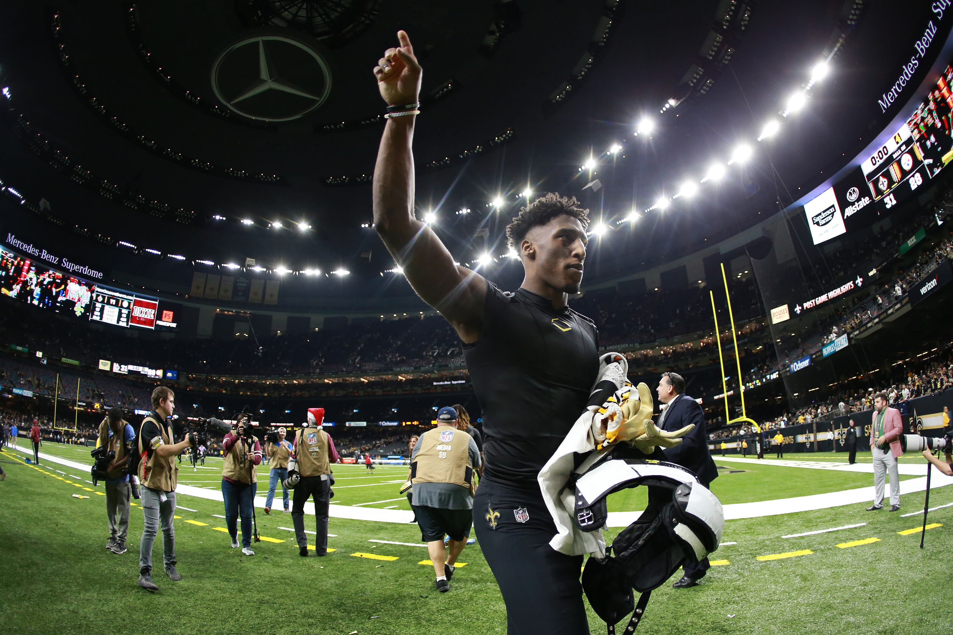 Michael Thomas is worth it, PFF proves it and you learn a new word