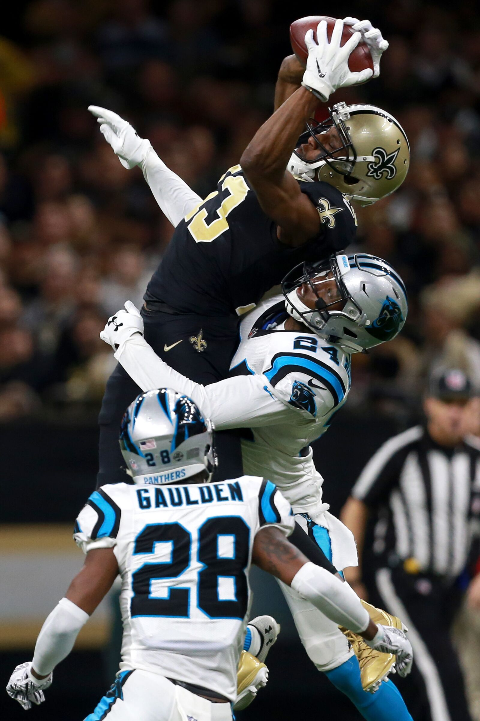 Michael Thomas sets Saints record for receiving yards in Week 17 93b6e0d96