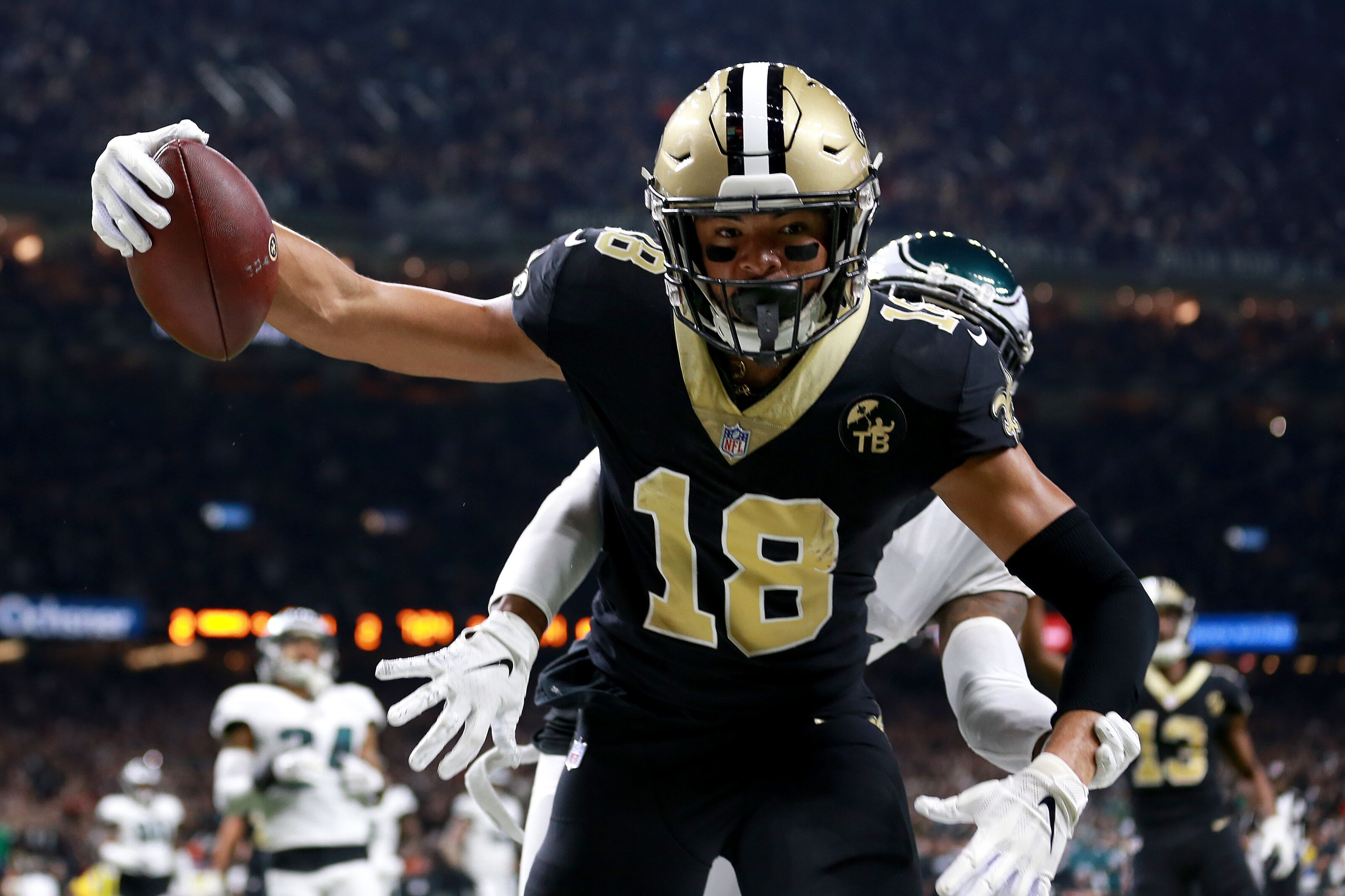 New Orleans Saints: 4 young Saints to help on offense