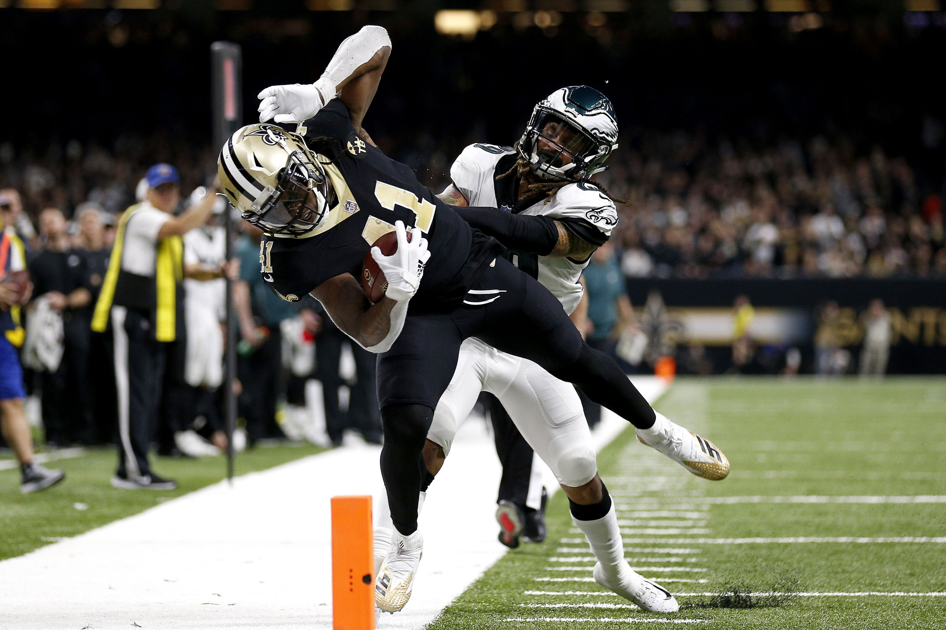 watch 2fb7e f3ec8 Saints in the NFL Top 100: At least Michael Thomas and Alvin ...