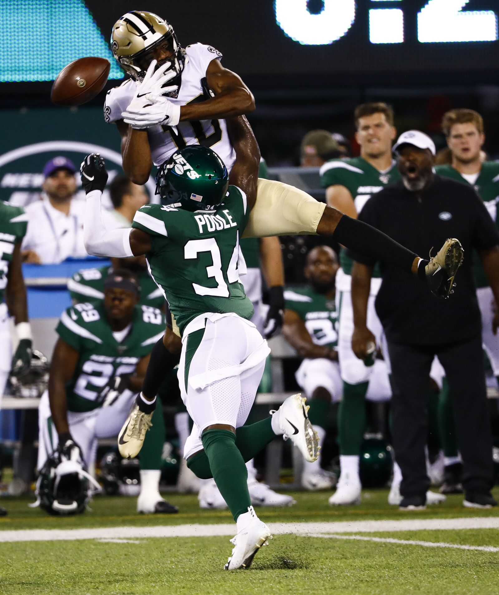 Now that's the Saints we know and love, knocking off Jets in Preseason Week 3