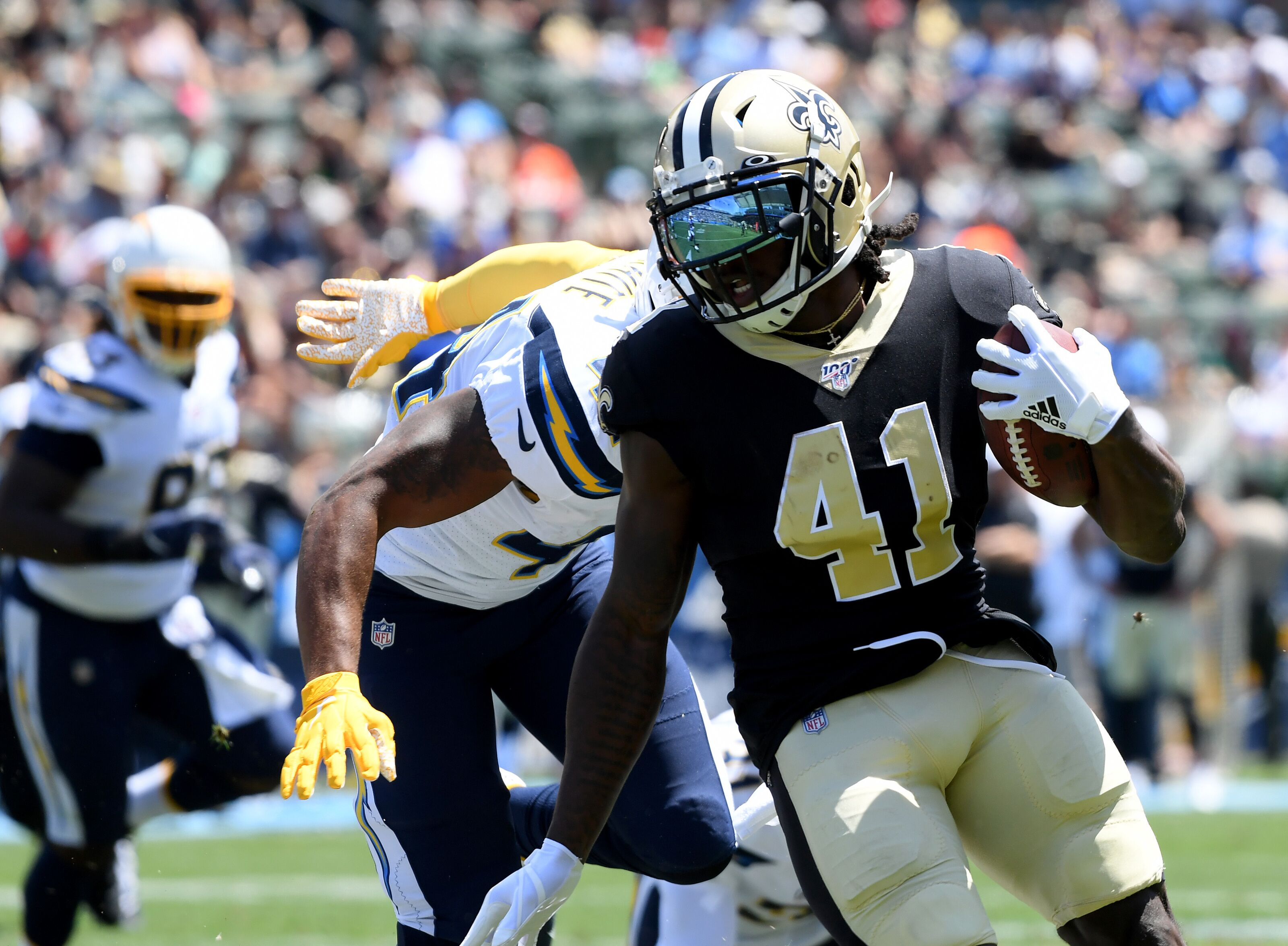 53 Saints: Finding the flavor post-Ingram, is Alvin Kamara enough spice?