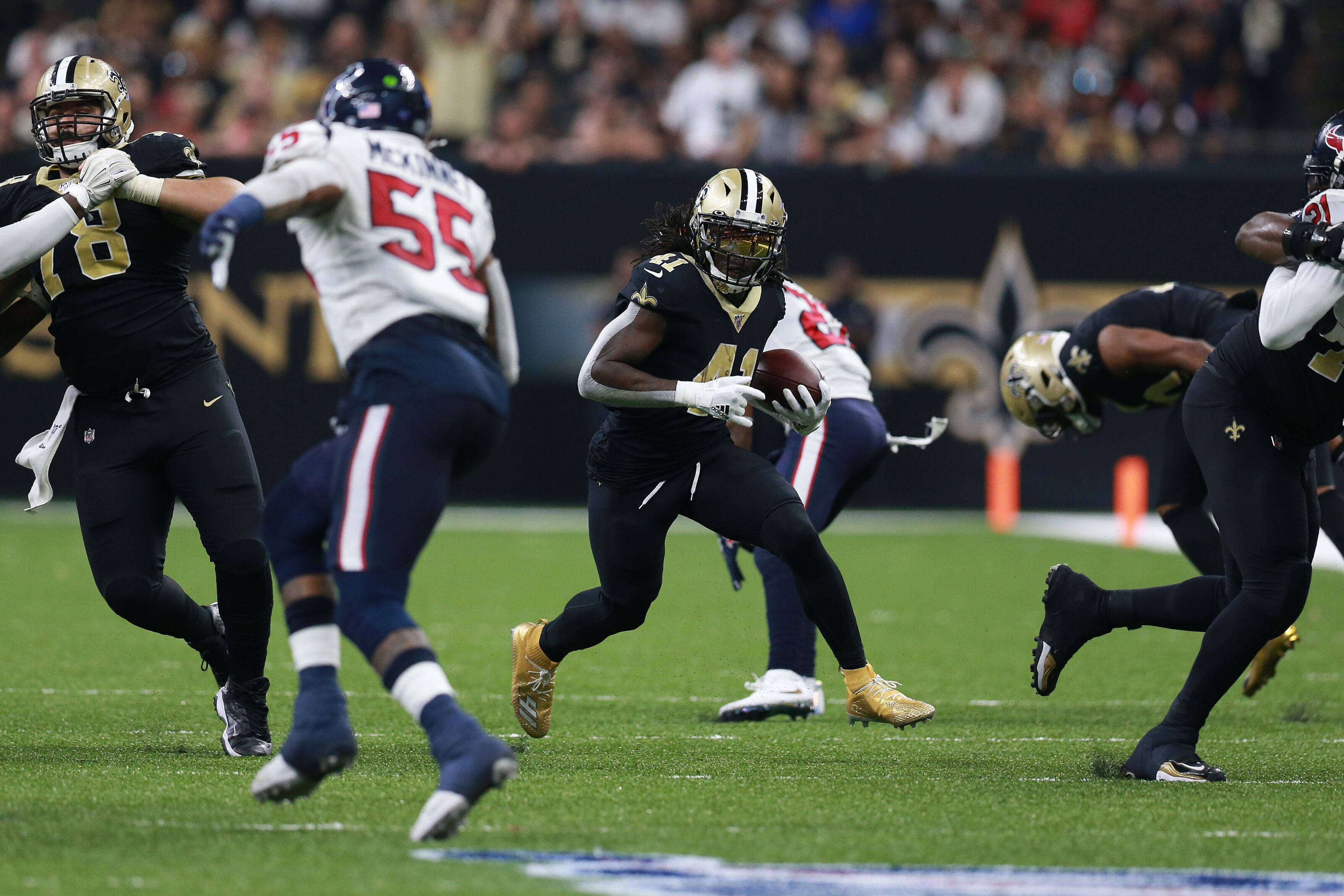 Wil Lutz is clutch in Saints come from behind win over Texans