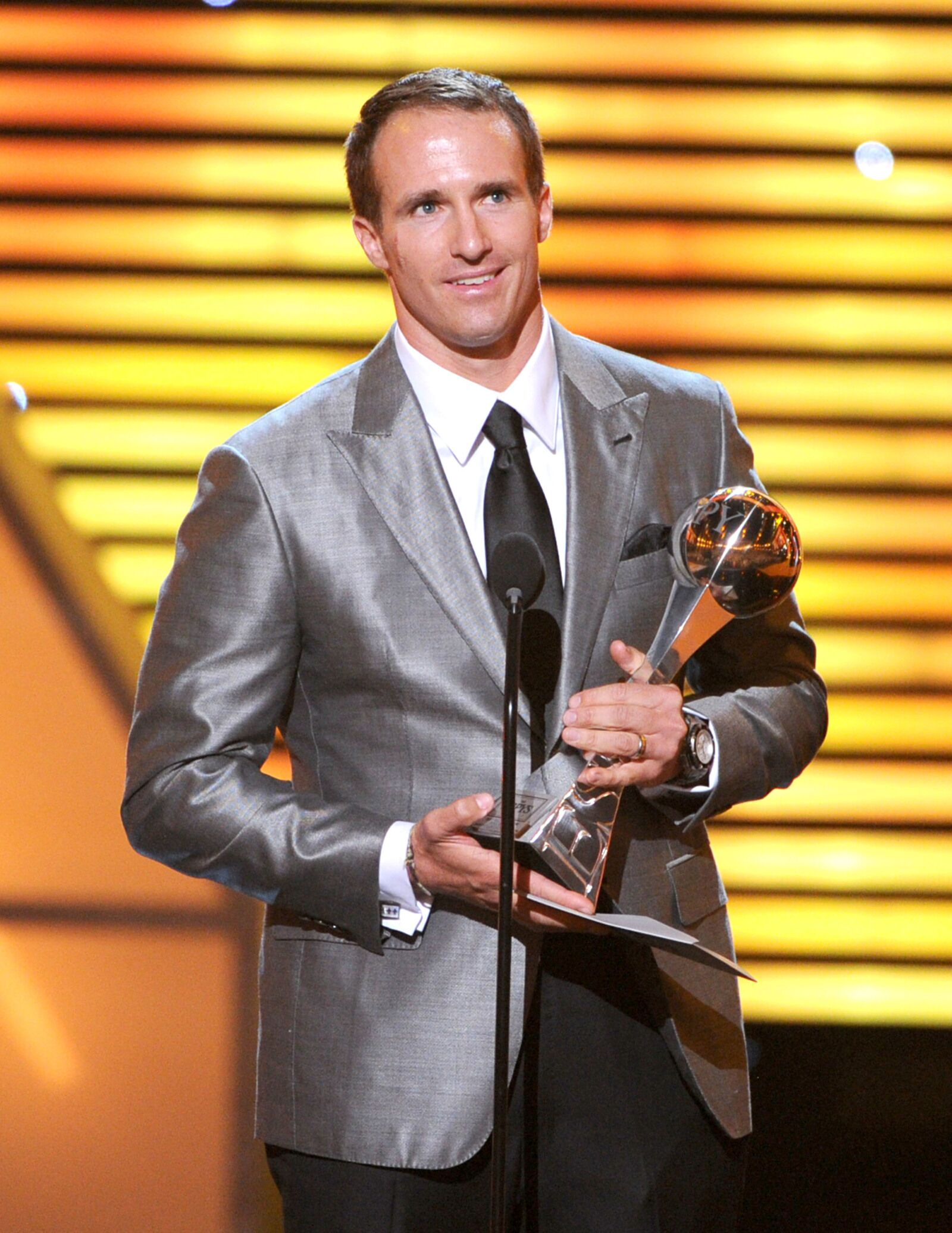 Drew Brees and his history with the ESPYS