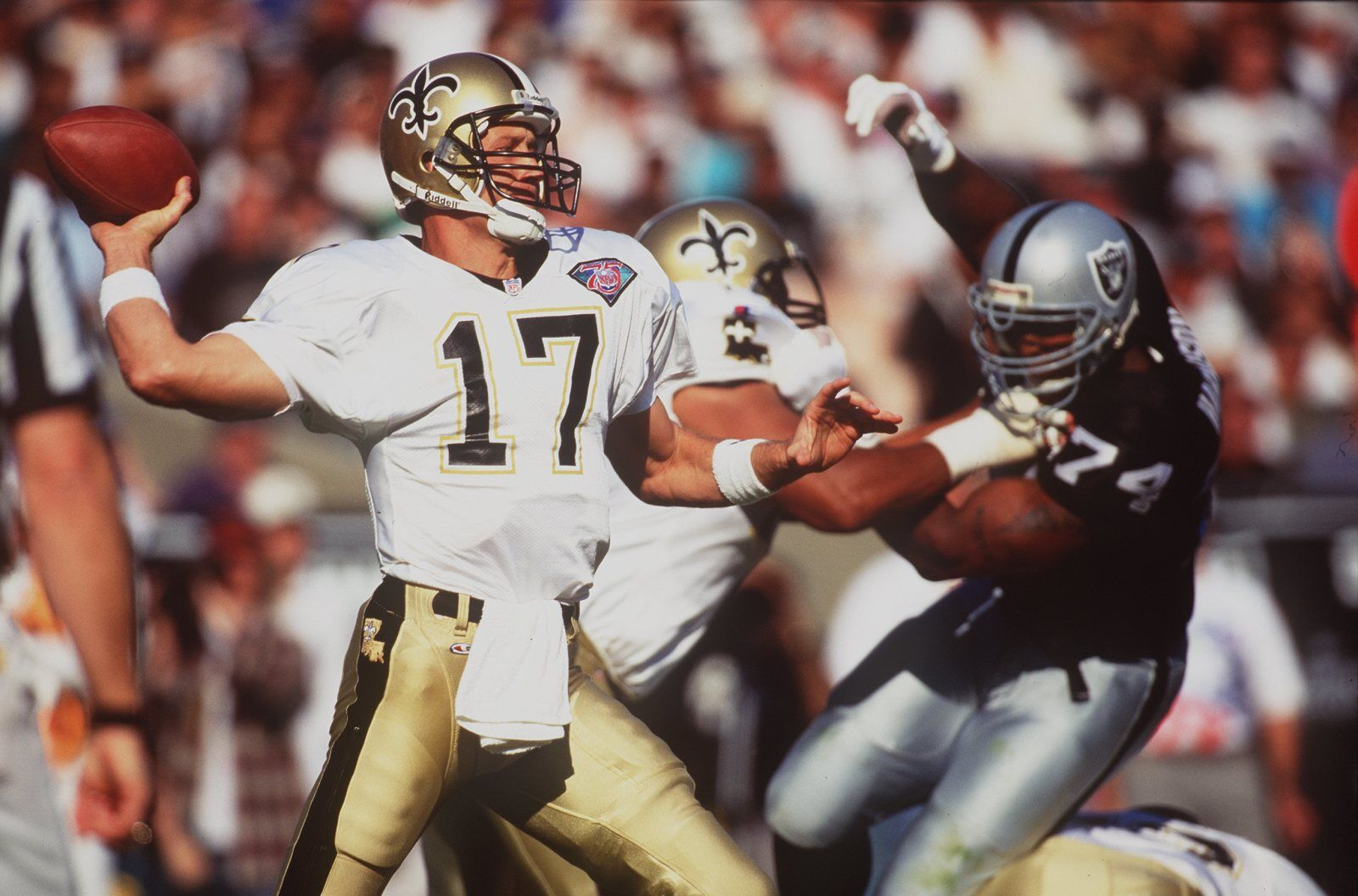 Saintstory: Jim Everett and the curse of bad timing