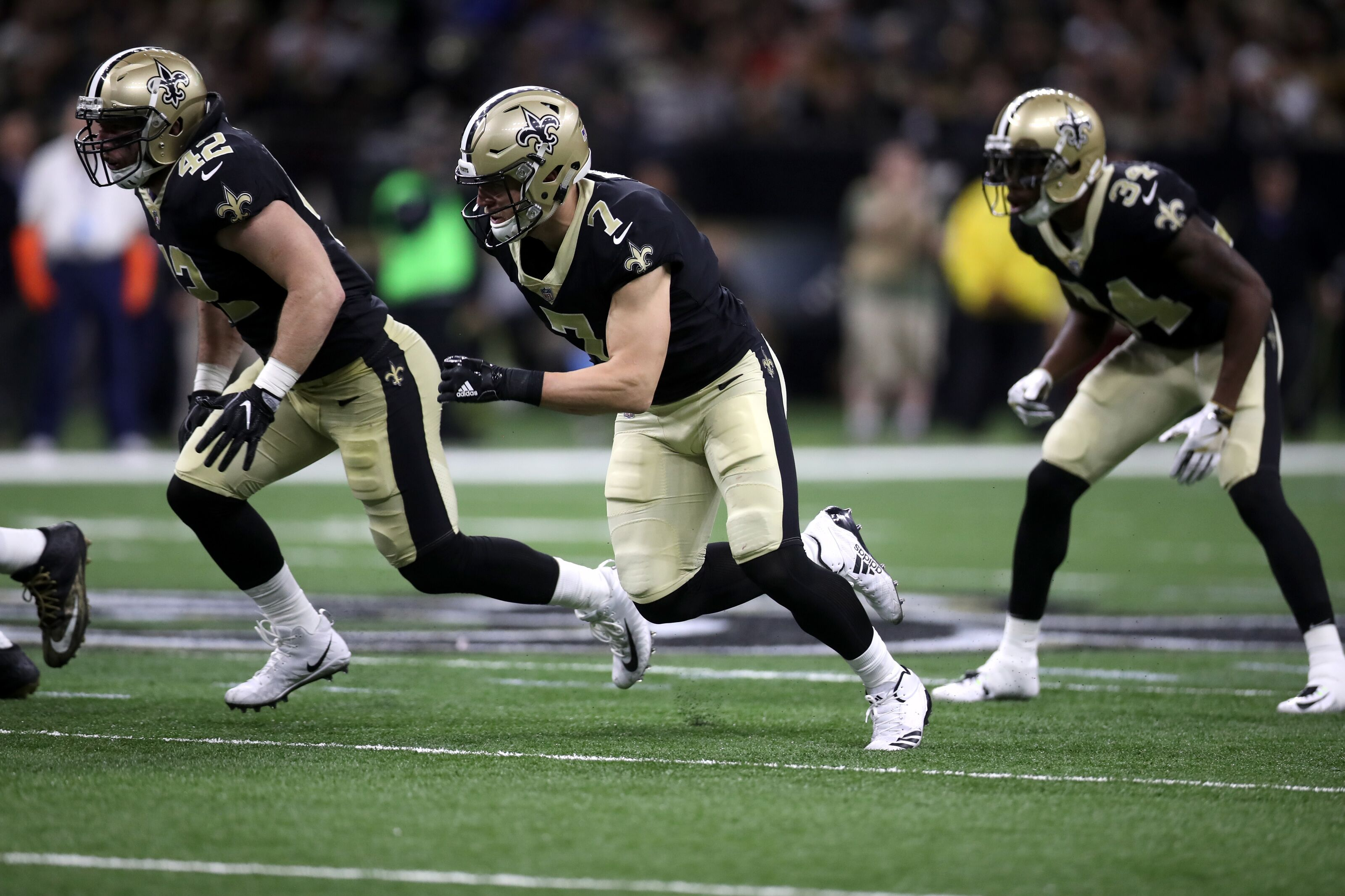 Saints  Taysom Hill is blowing them up in training camp d4e46b733