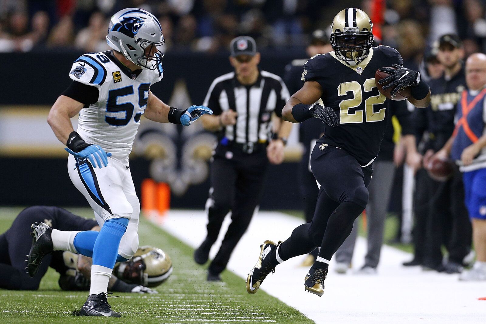 Will Le Veon Bell deal affect Saints and Mark Ingram  98887f85d