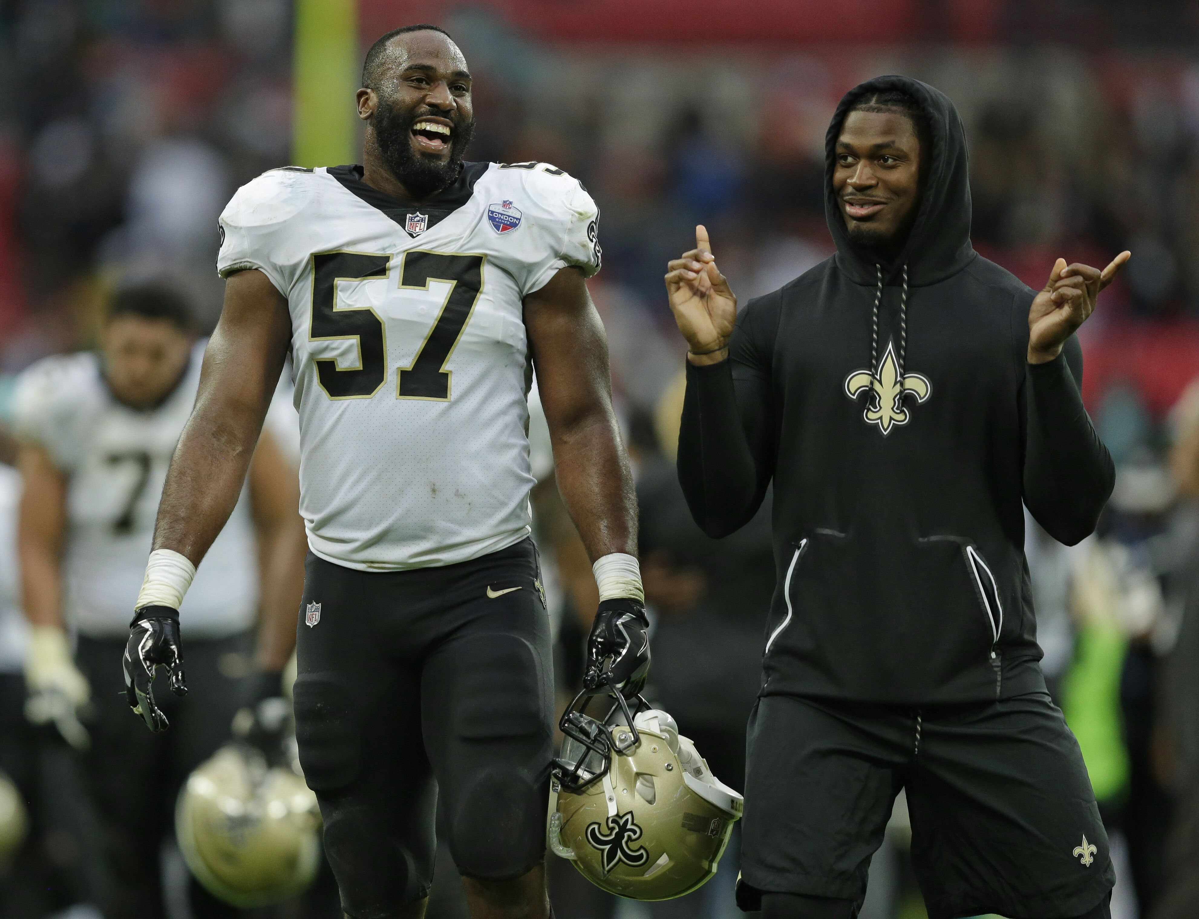 the latest 3fb00 4dc20 New Orleans Saints: With Alex Okafor out it's next man up