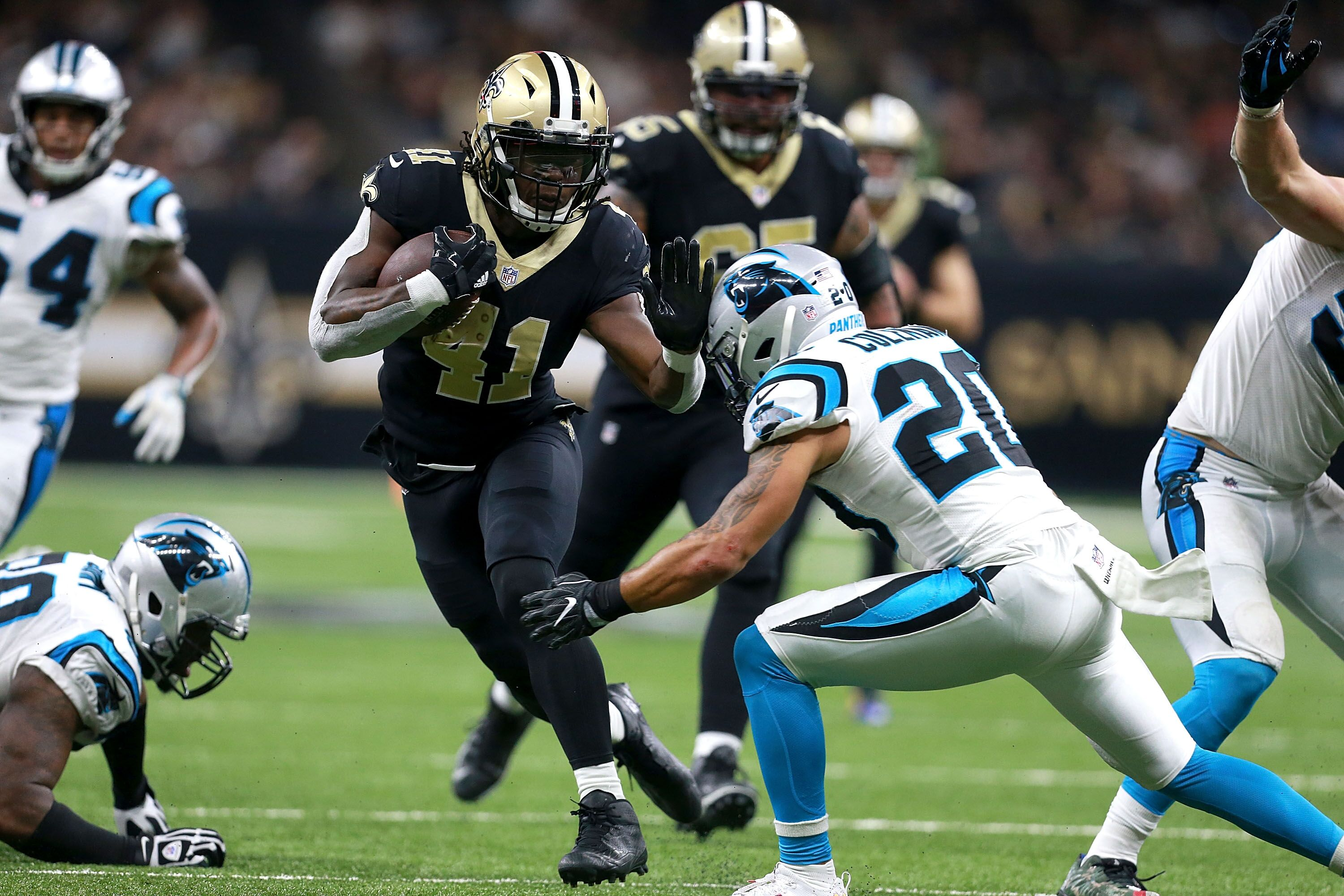 Week 15: Previewing Saints at Panthers on Monday Night Football