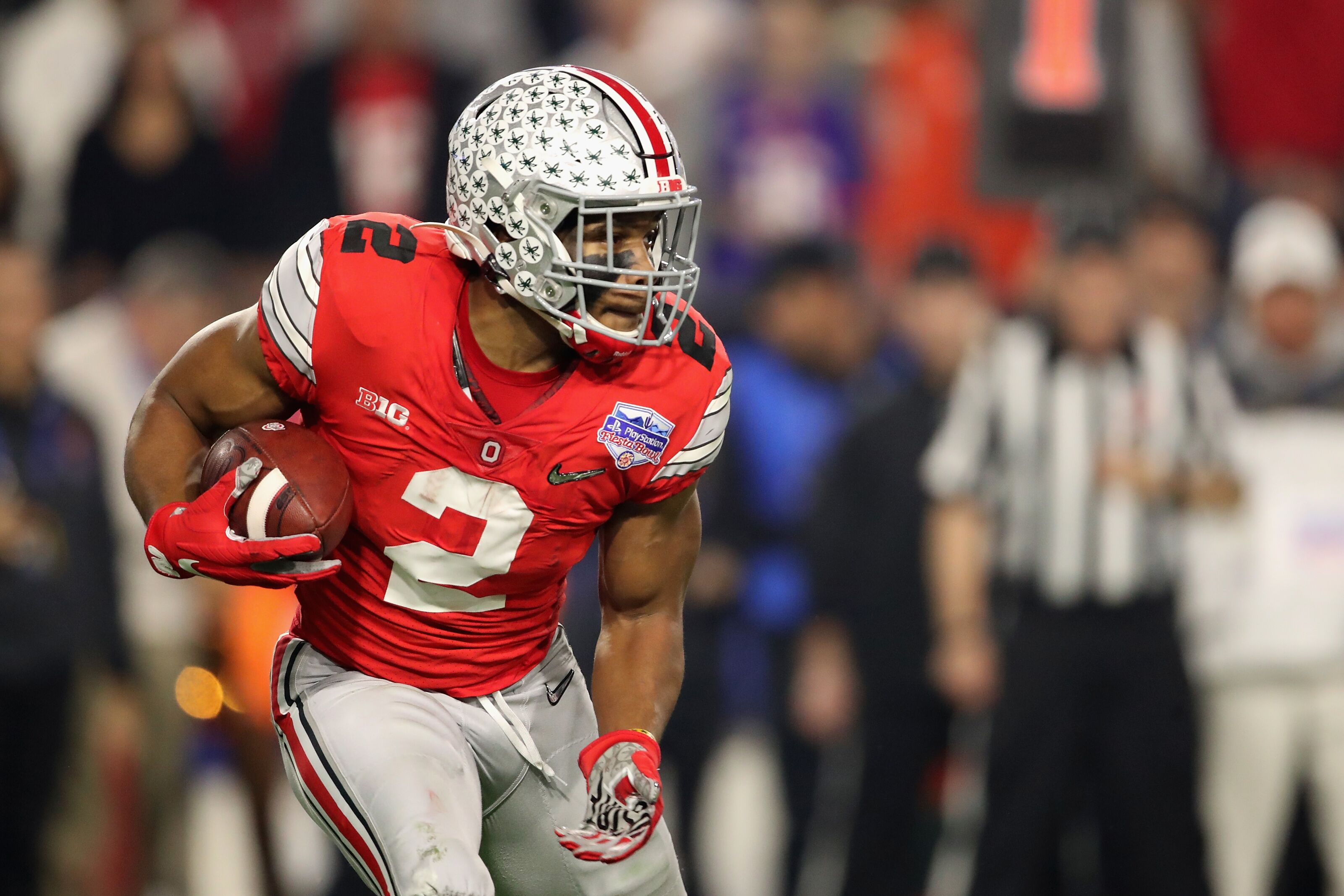 New Orleans Saints Draft Analysis: 24th overall pick, J.K. Dobbins