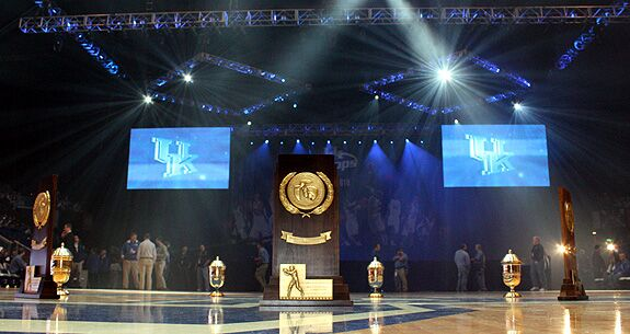 What S So Special About Kentucky Basketball: Inside The Numbers: Kentucky Wildcats 7 National