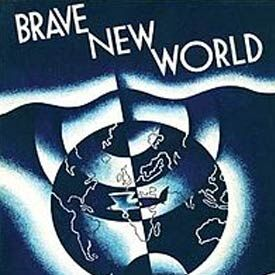 brave new world totalitarianism is the A short aldous huxley biography describes aldous huxley's life, times, and work also explains the historical and literary context that influenced brave new world.