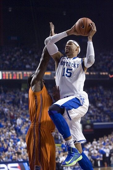 "Are The Kentucky Wildcats a Better ""Team"" Without Nerlens Noel?"