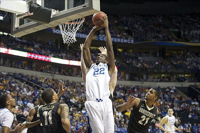 Uk Basketball: Kentucky Wildcats Basketball Recruiting: Is Alex Poythress