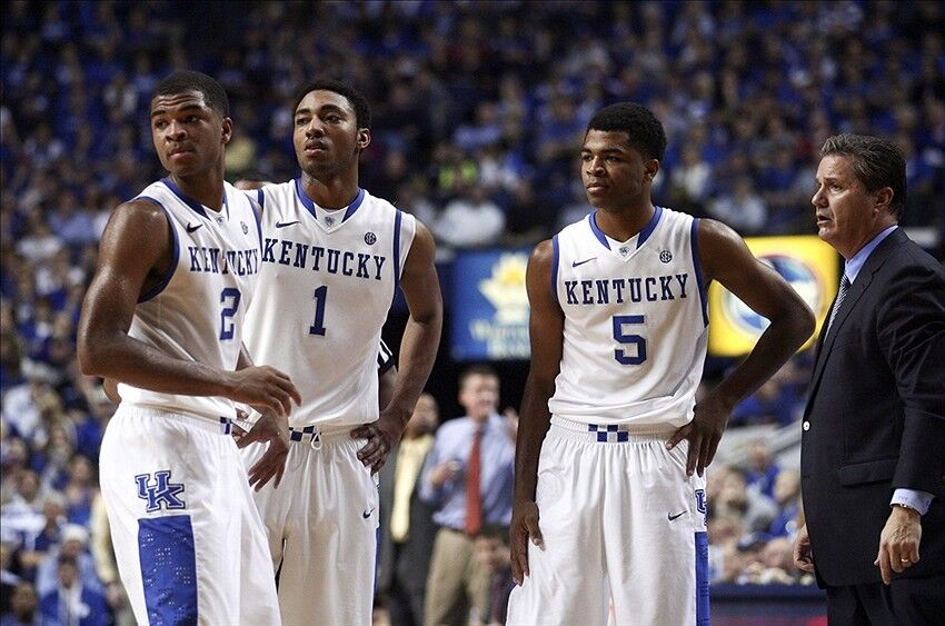Uk Basketball: Kentucky Wildcats Basketball: Shake It Off