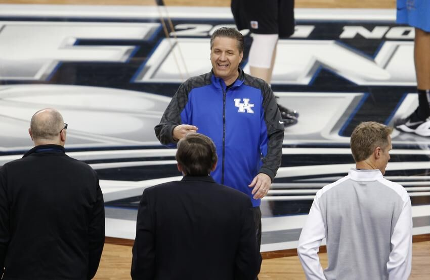 2013 Recruits Uk Basketball And Football Recruiting News: John Calipari Is The Master Of Tweaking The Media And Fans