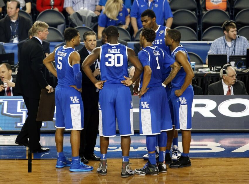 First look at the 2014-15 Kentucky Wildcats Basketball ... - photo #47