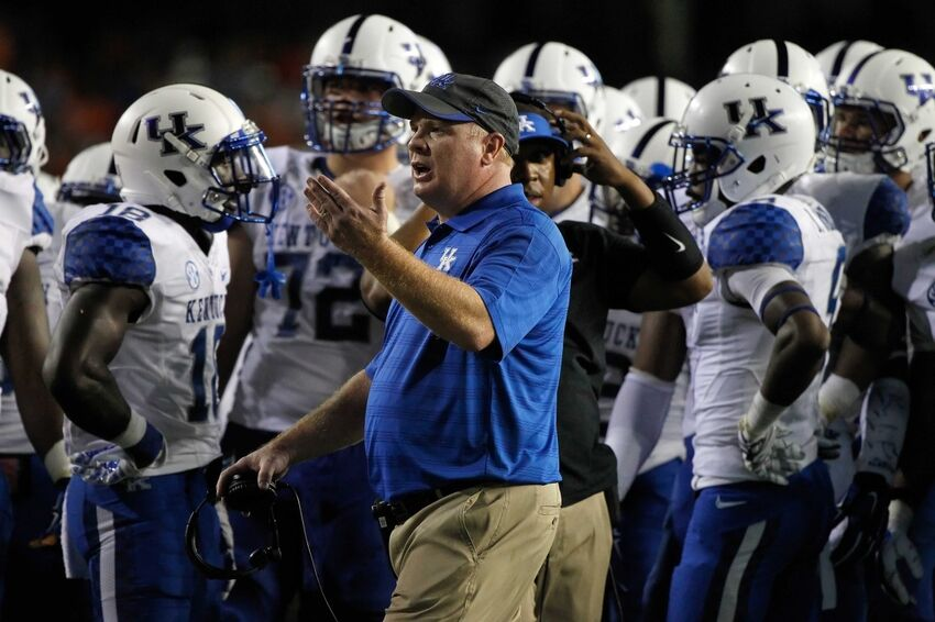 Kentucky Basketball 3 Concerns After Wildcats Home Loss: Mark Stoops Strikes Recruiting Gold In Ohio Again