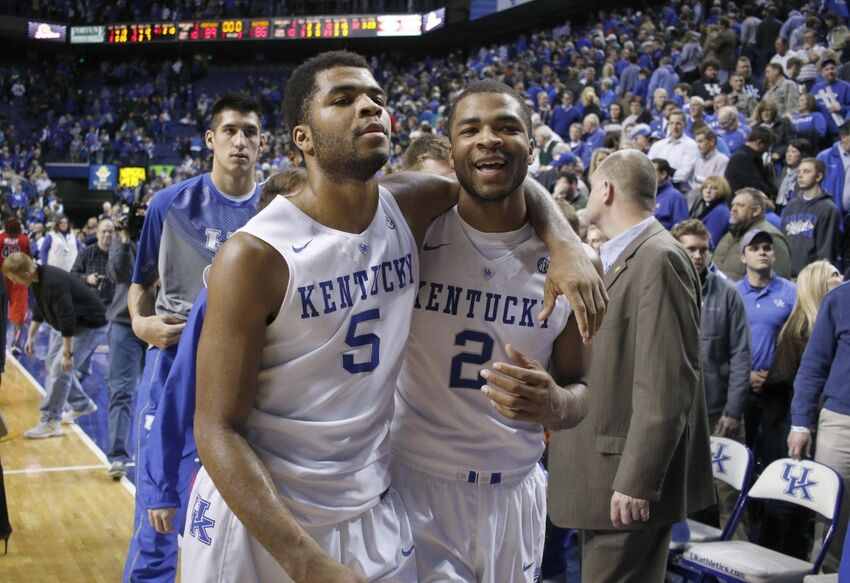 Kentucky Basketball Is An Enigma Well Into The Season: Kentucky Wildcats Basketball: Looking At The Harrison