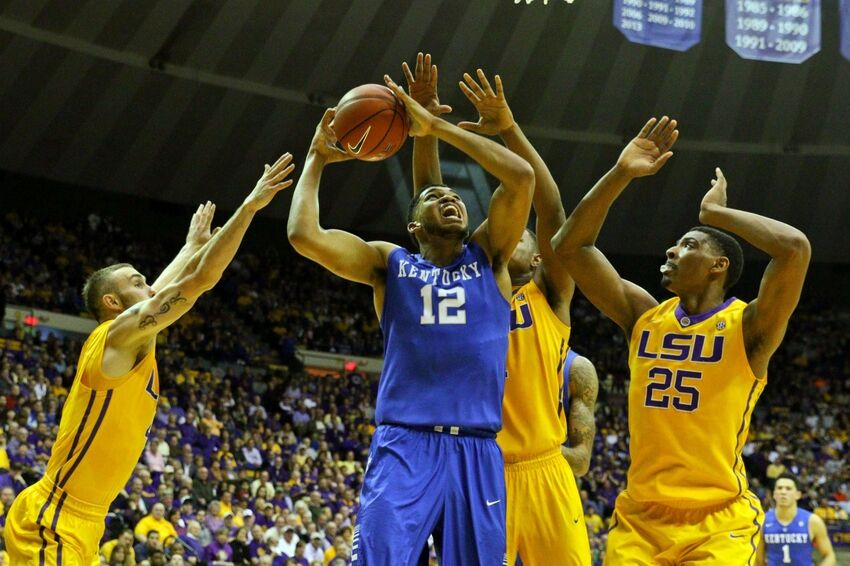 How To Watch Kentucky Wildcats Basketball Vs Lsu Tigers: Kentucky Wildcats Basketball: Post LSU Game Notes