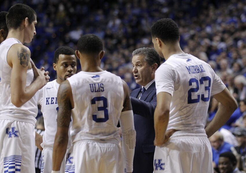 Kentucky Basketball Coach John Calipari Previews 2016 17: BREAKING News: Kentucky's John Calipari Is A Good Coach