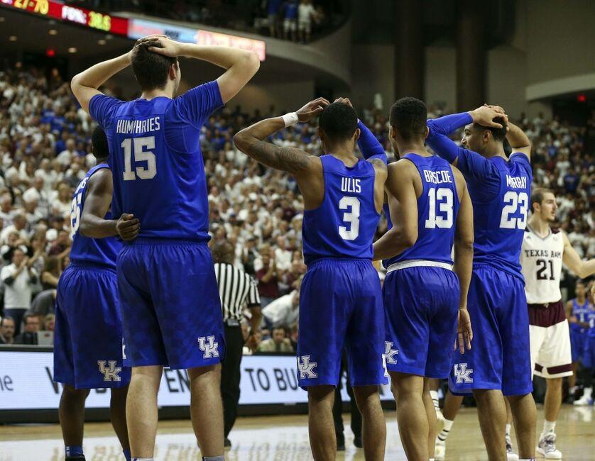 Kentucky Basketball 3 Concerns After Wildcats Home Loss: Kentucky Wildcats Basketball: Takeaways From Loss At Texas A&M
