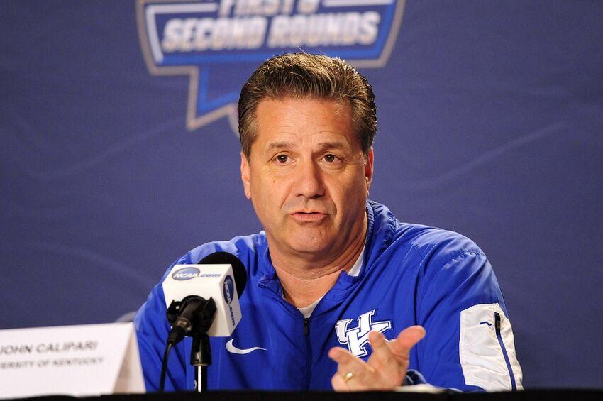 2013 Recruits Uk Basketball And Football Recruiting News: Kentucky Basketball: John Calipari Makes Pitch To Recruits
