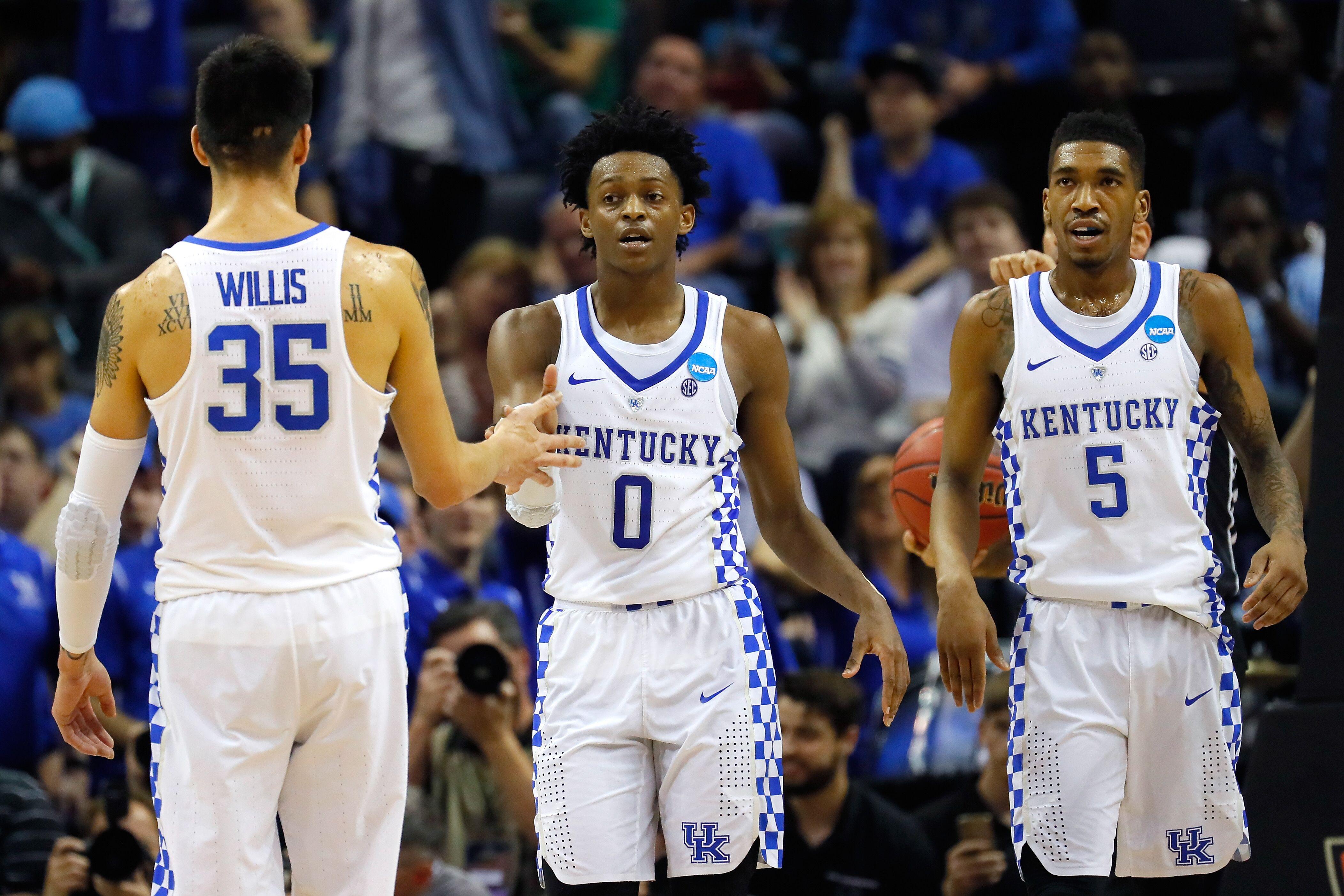 Uk Basketball: Kentucky Basketball: Former Wildcats To Put On Youth Camp