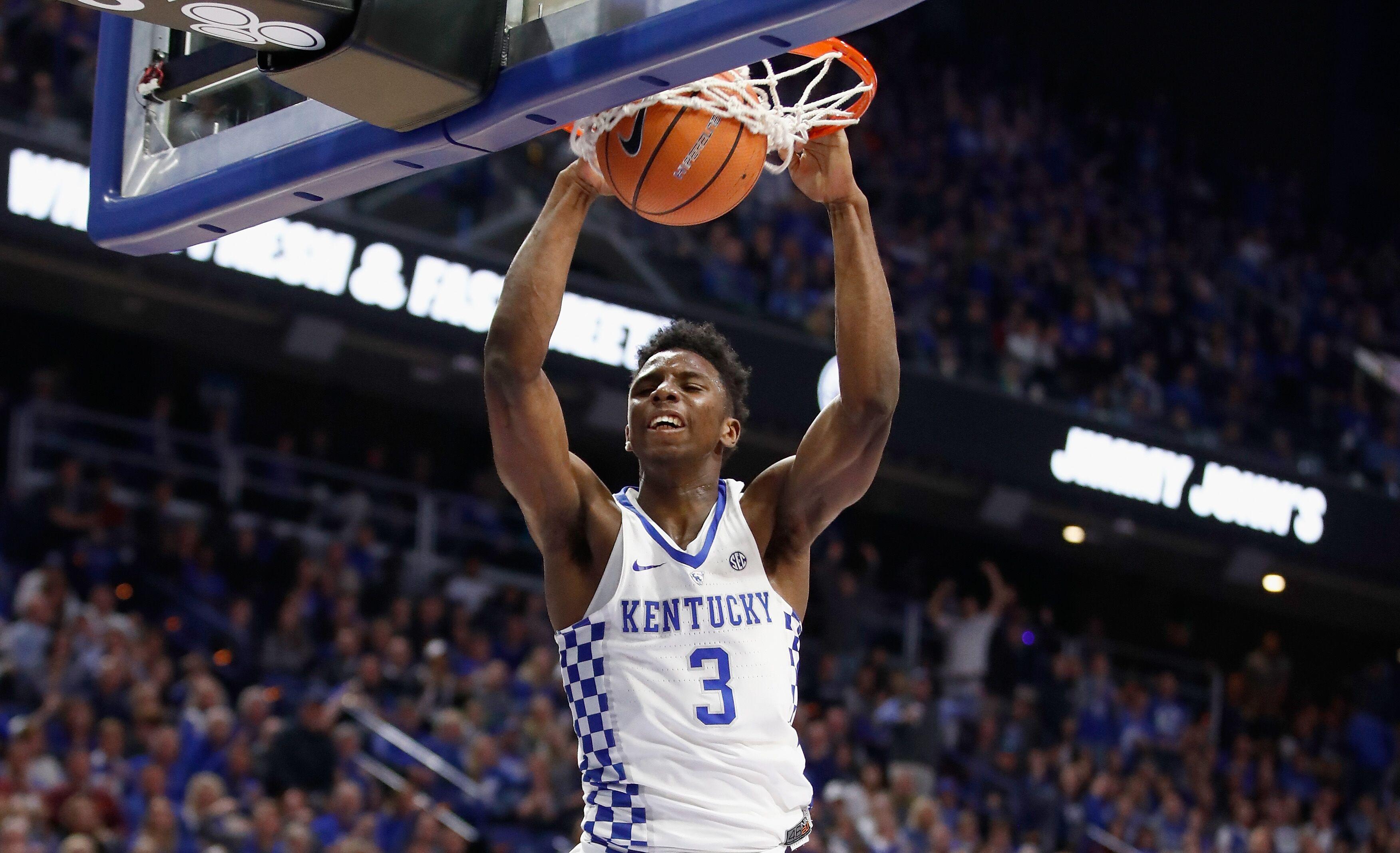 Kentucky Basketball Named Preseason Favorite For Sec Crown: Hamidou Diallo Is Elevating His Game For Kentucky