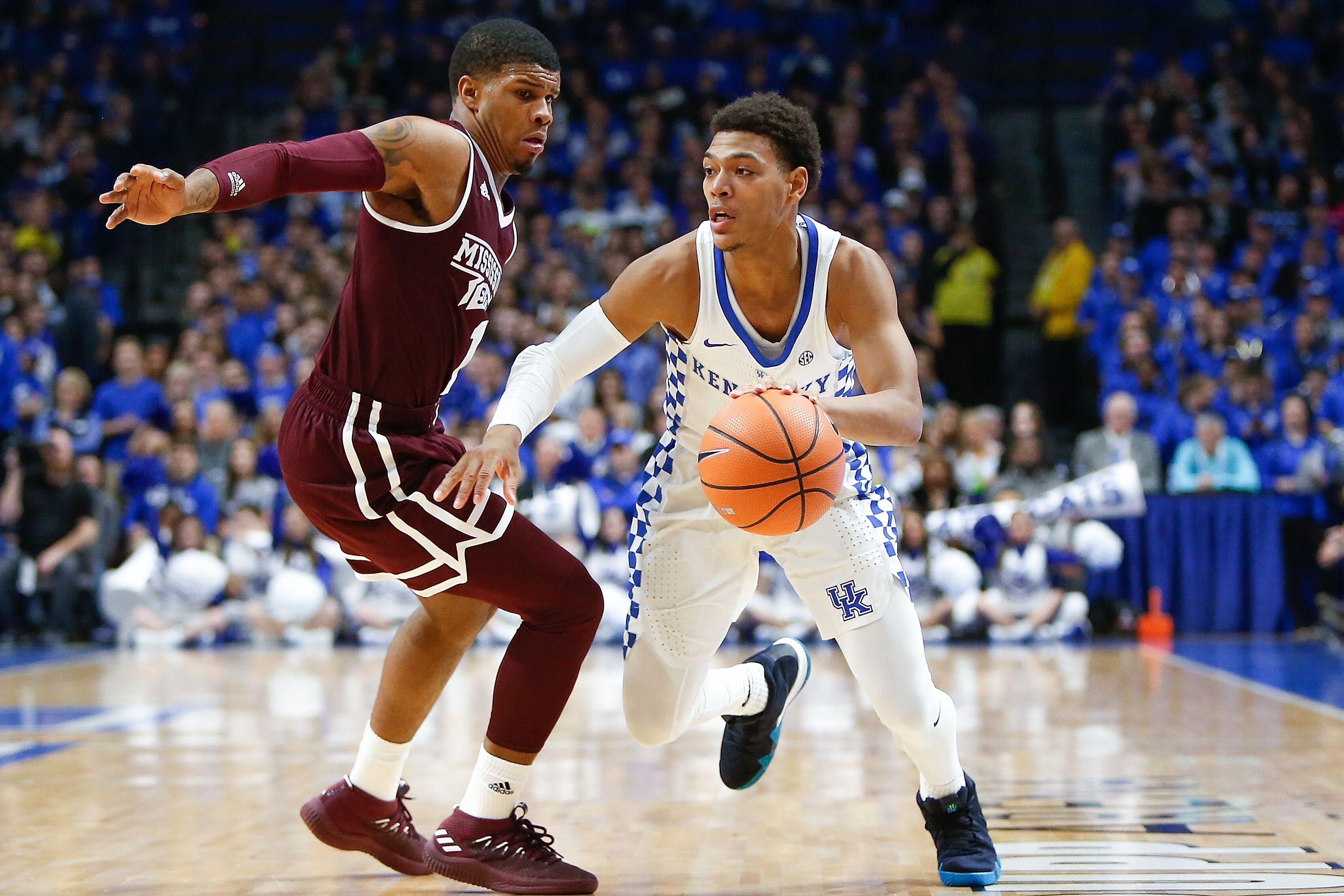 Calipari S Kentucky Wildcats Are Young Streaky And Loaded: Kentucky Basketball: Game Preview, 3 Keys Vs Arkansas