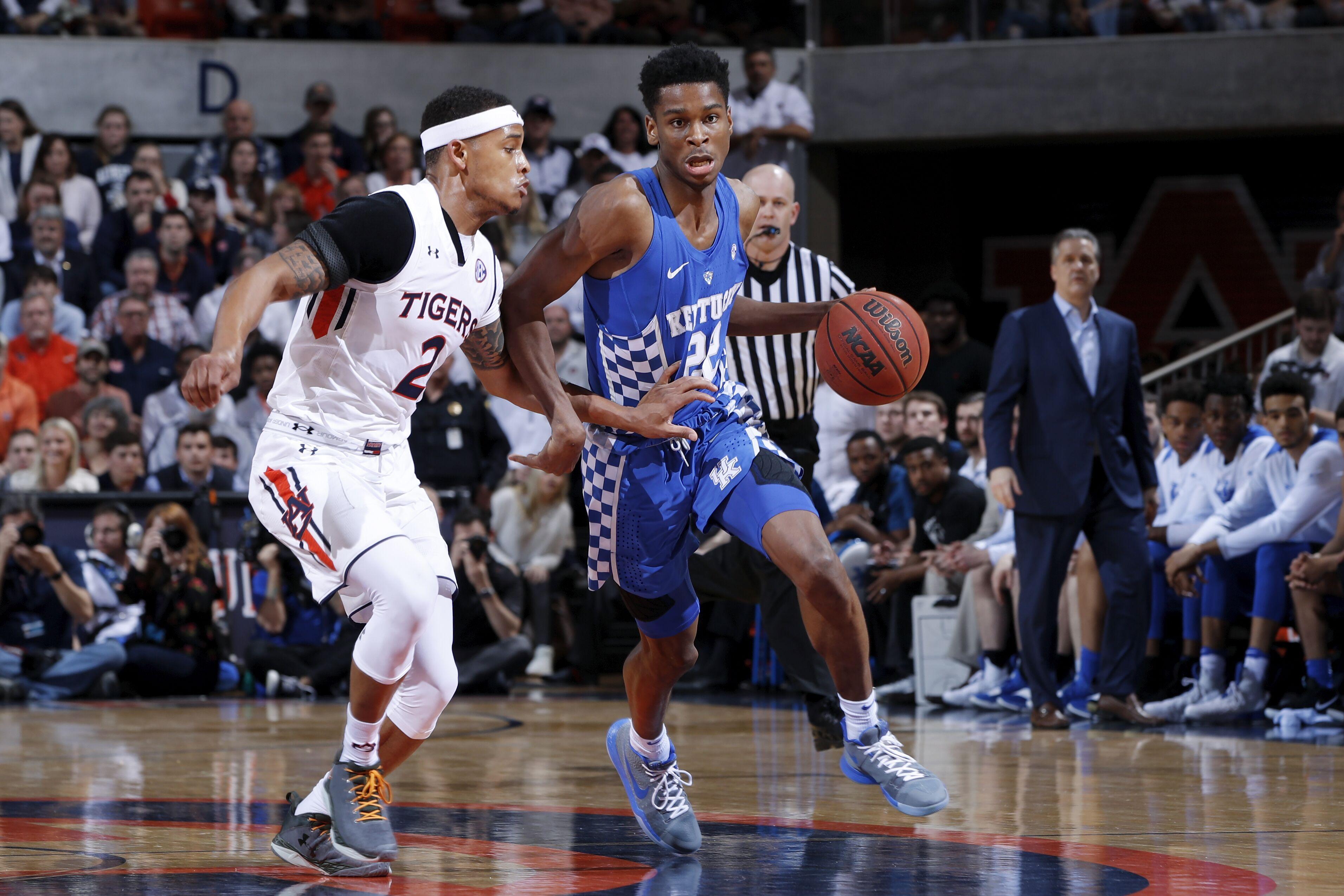 Kentucky Basketball 3 Concerns After Wildcats Home Loss: Kentucky Basketball: 5 Rushed Reactions Vs Auburn