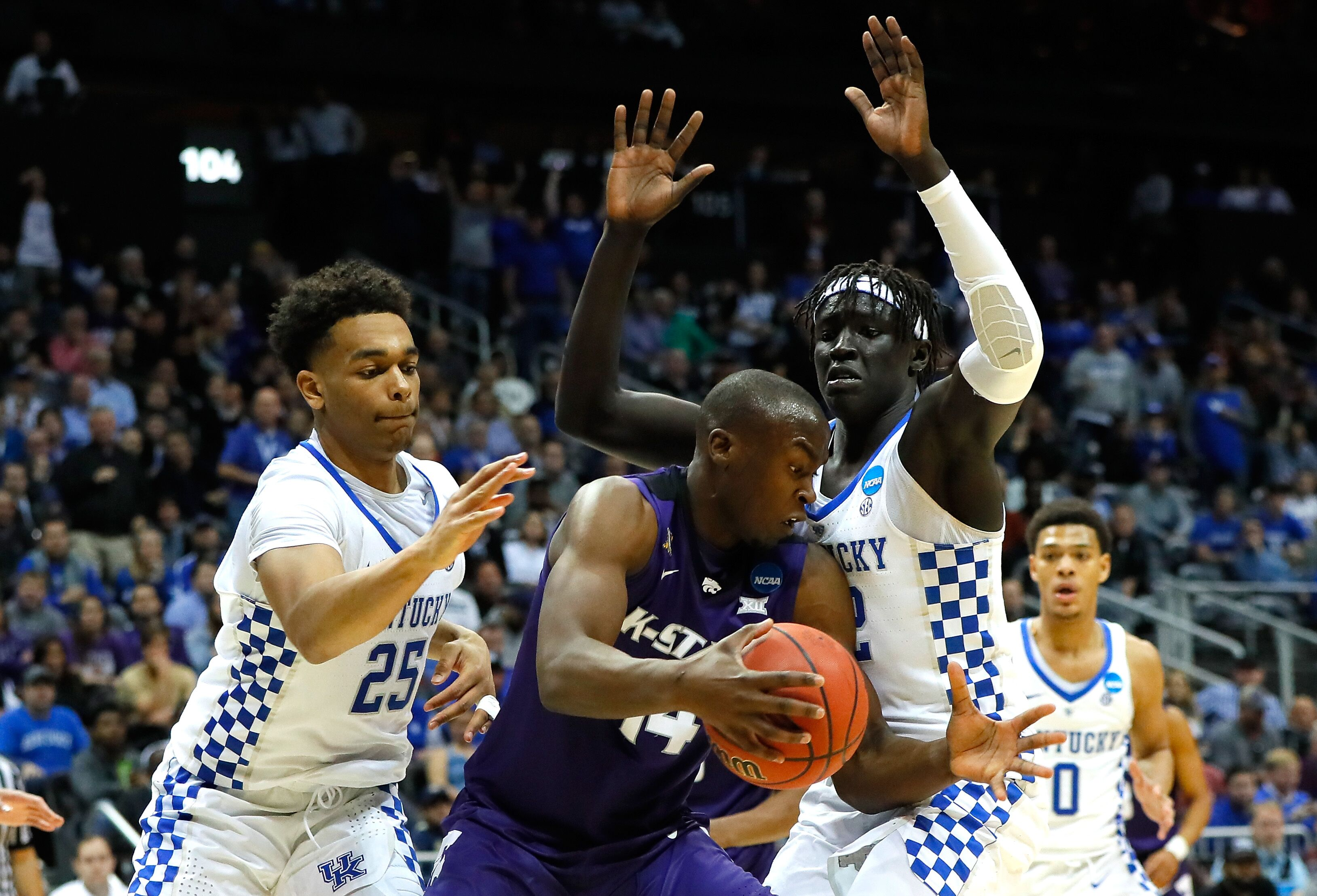 Kentucky Basketball Is Youngest Team For 2017 18 Data: Kentucky Basketball: Final Observations From 2017-18 (Part 2