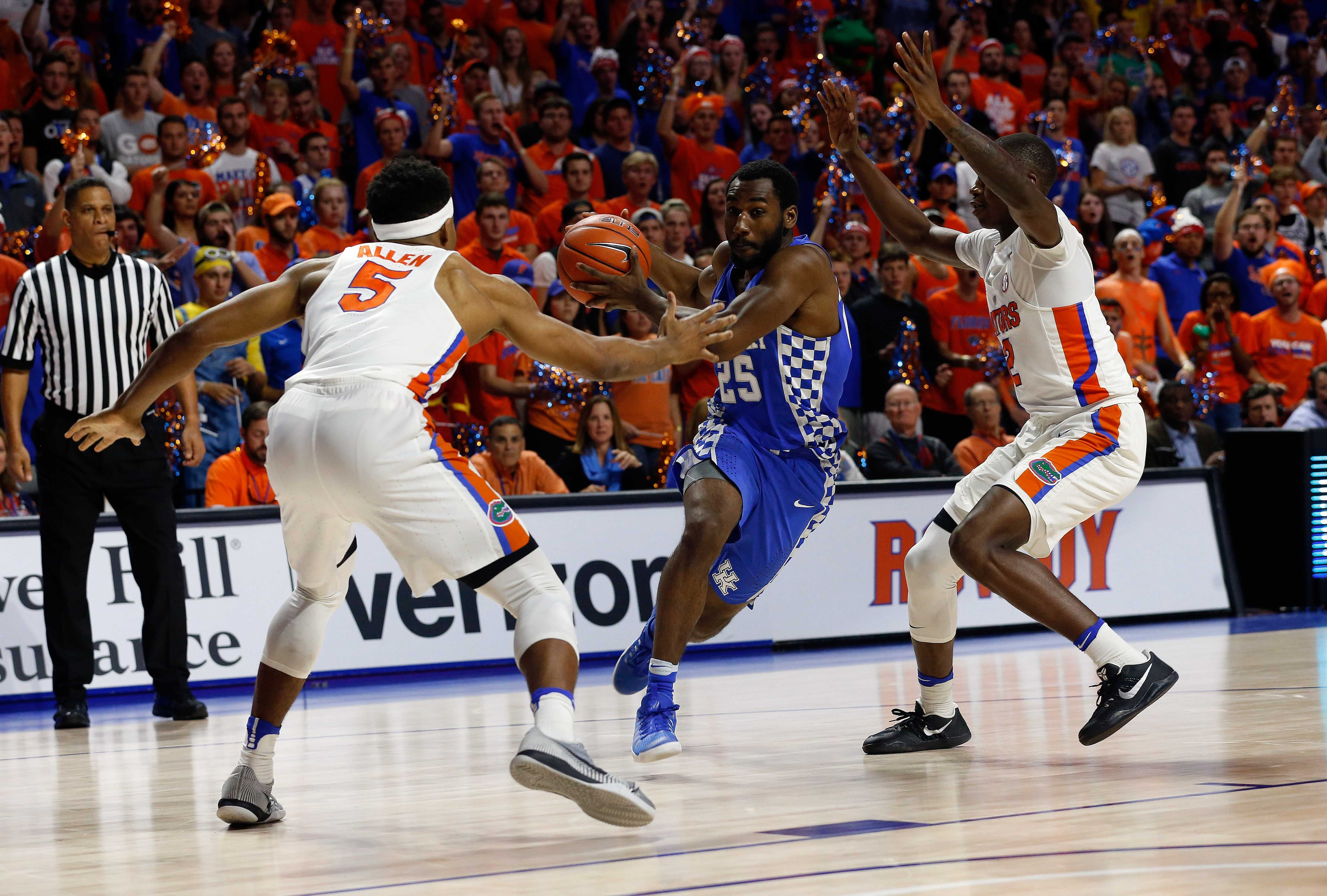 Kentucky Basketball What The Florida Win Means To The: Kentucky Basketball: A Florida Gators Win At Rupp Arena