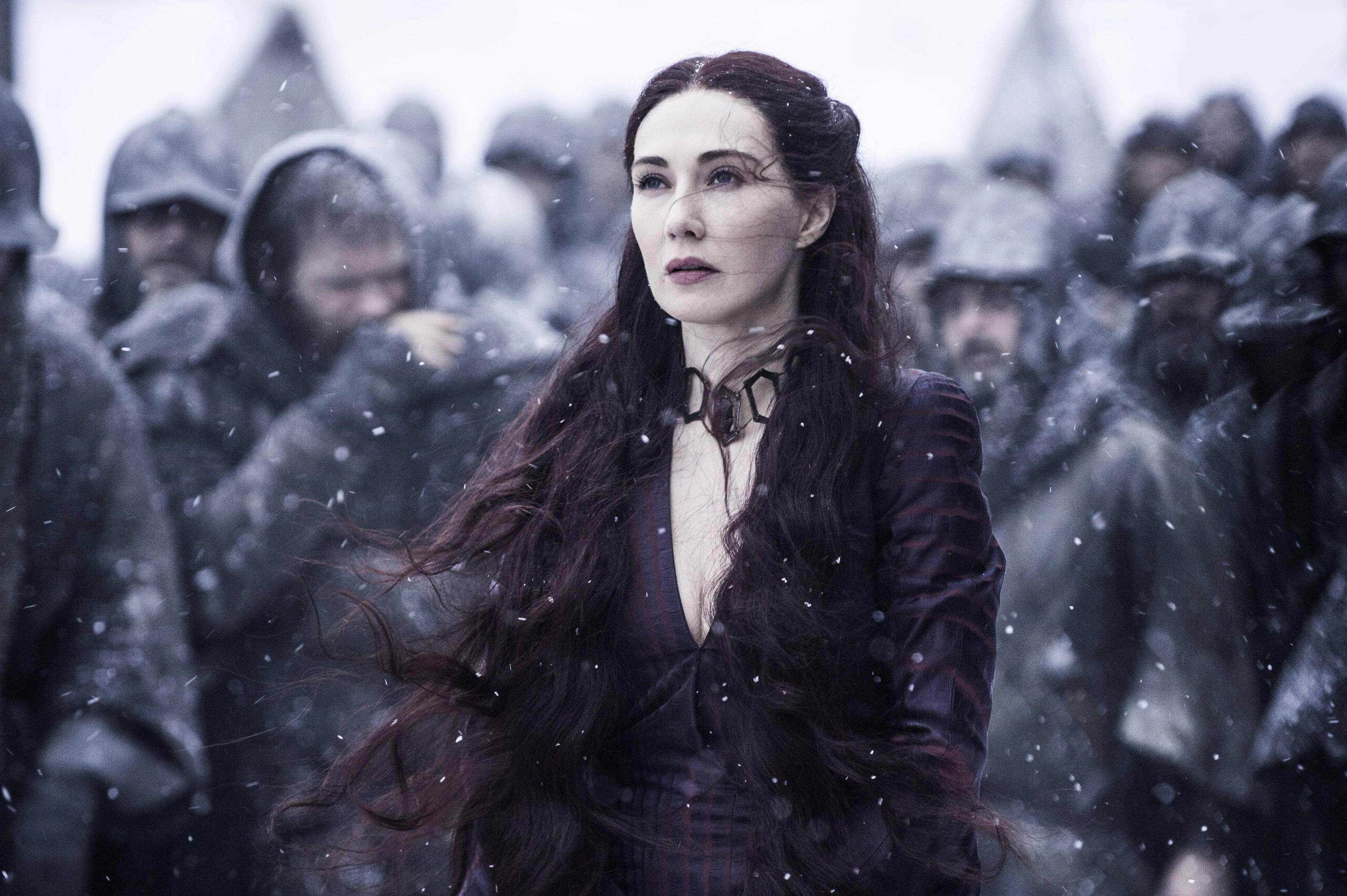 Carice Van Houten (Melisandre) could have played Cersei Lannister