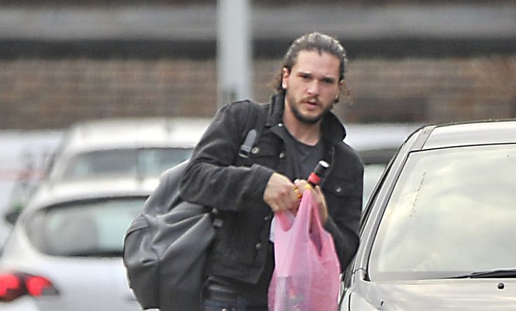 Harington Hair Watch The Hair Is Back In Belfast