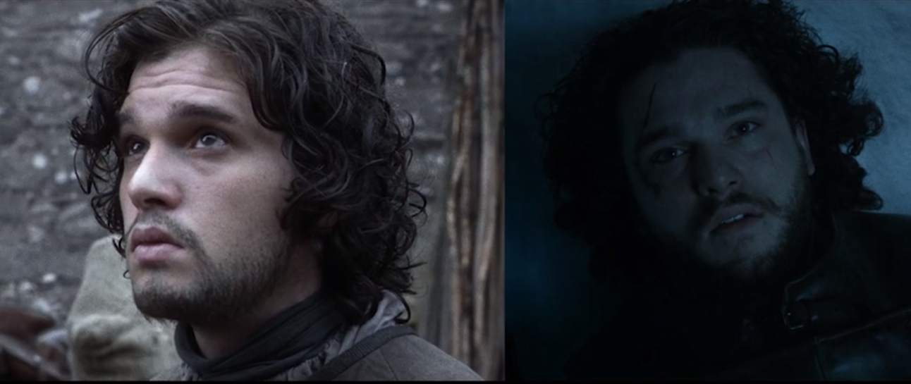Heartbreaking Video Displays Game of Thrones characters' first and last scenes