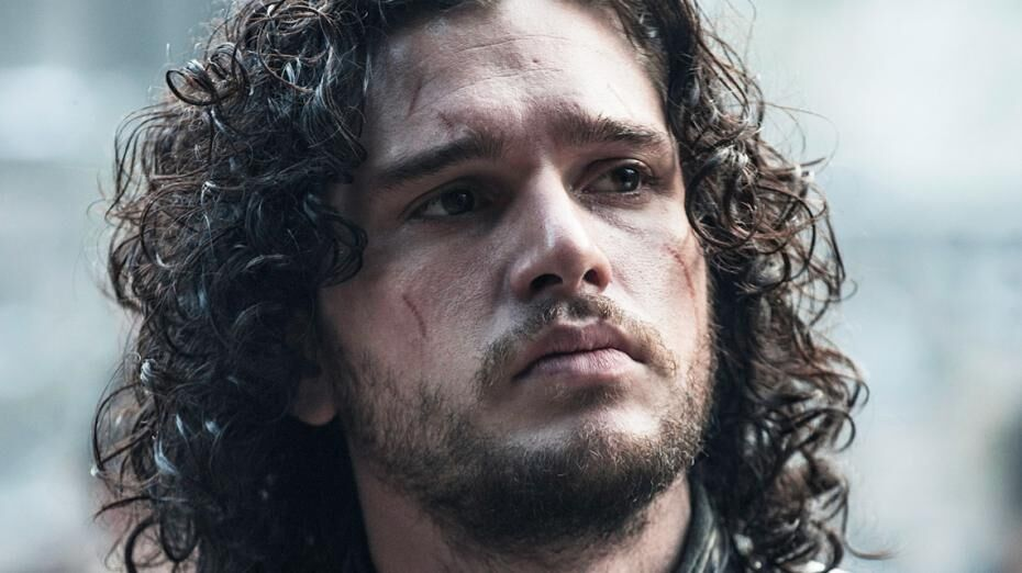 Kit Harington On Jon Snow S New Hairstyle For Season 6