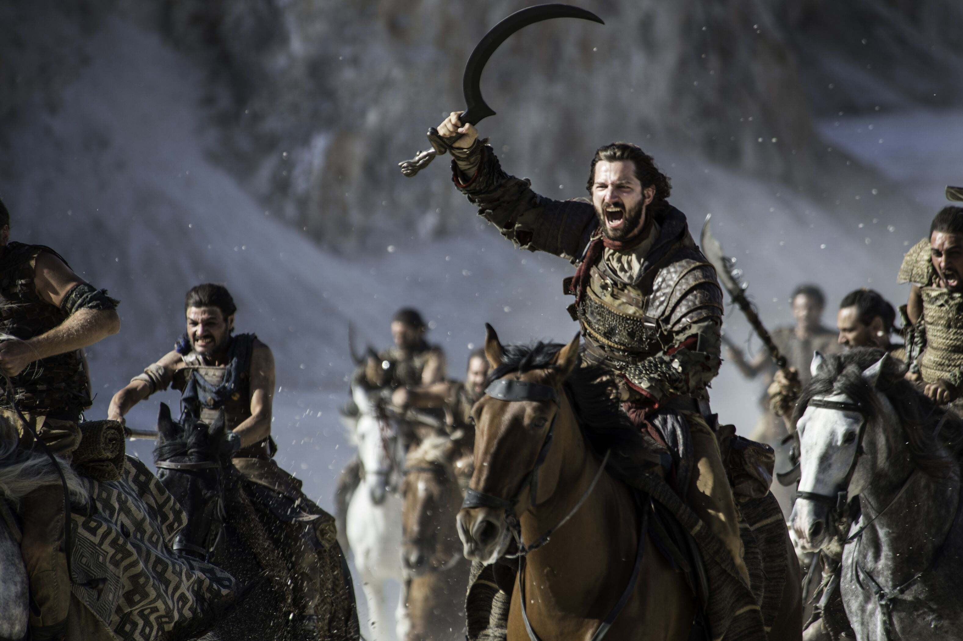 The guy who made the Dothraki and Valyrian languages worked on The Witcher, and other news